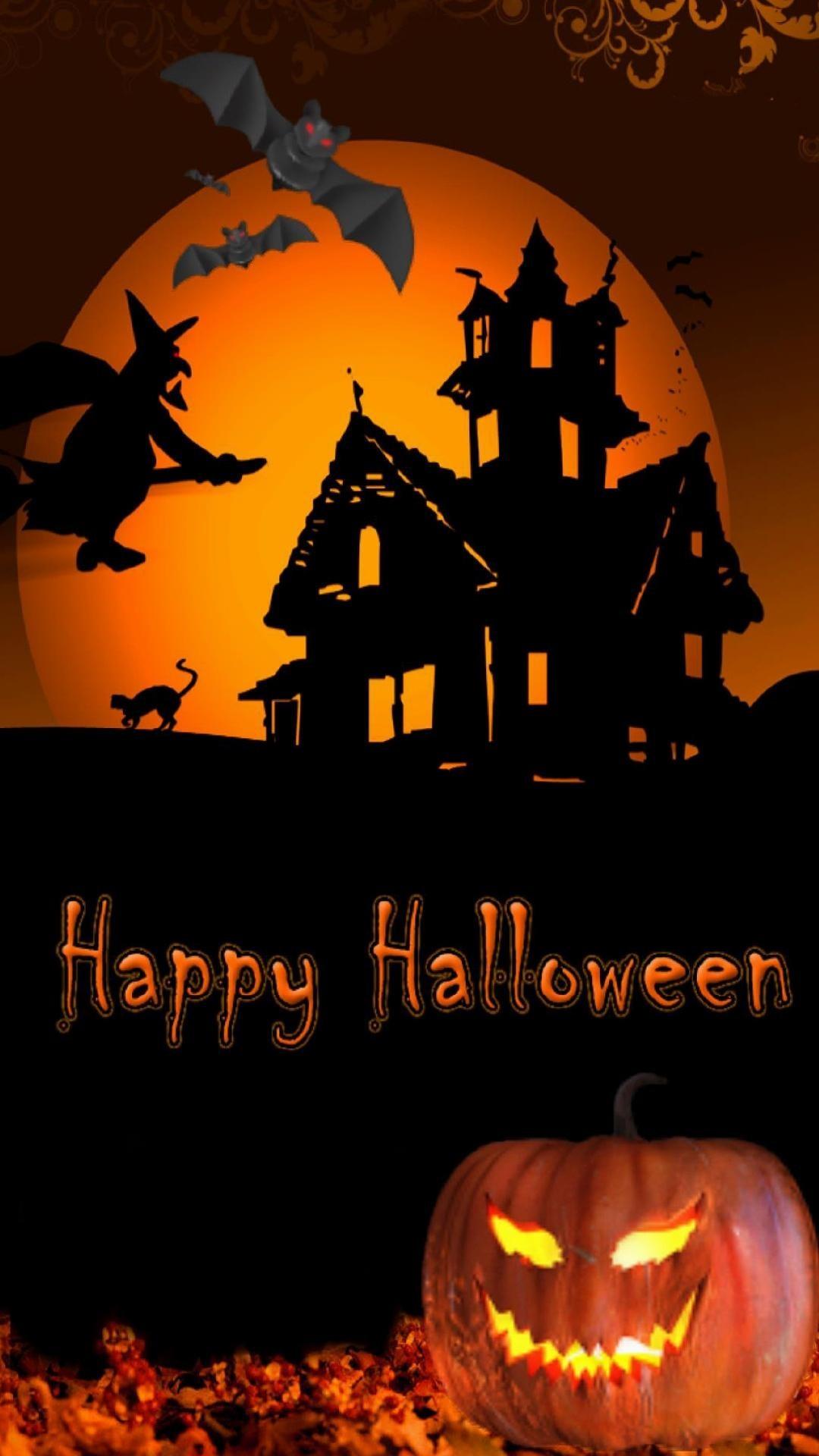 1920x1080 halloween logo