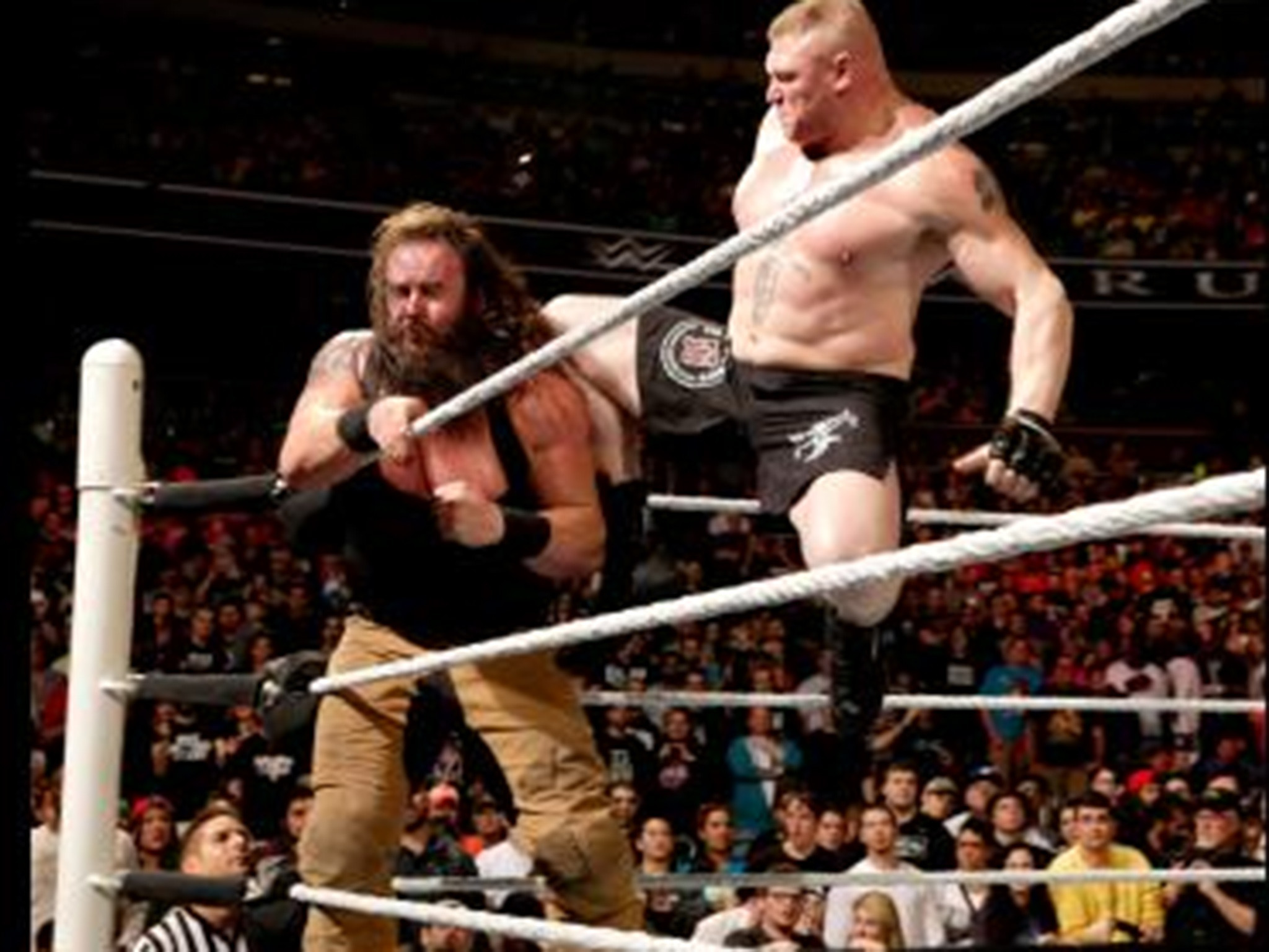 2048x1536 Royal Rumble 2016 results: Roman Reigns? Triple H? Braun Strowman? Brock  Lesnar? Who recorded the most eliminations? | The Independent
