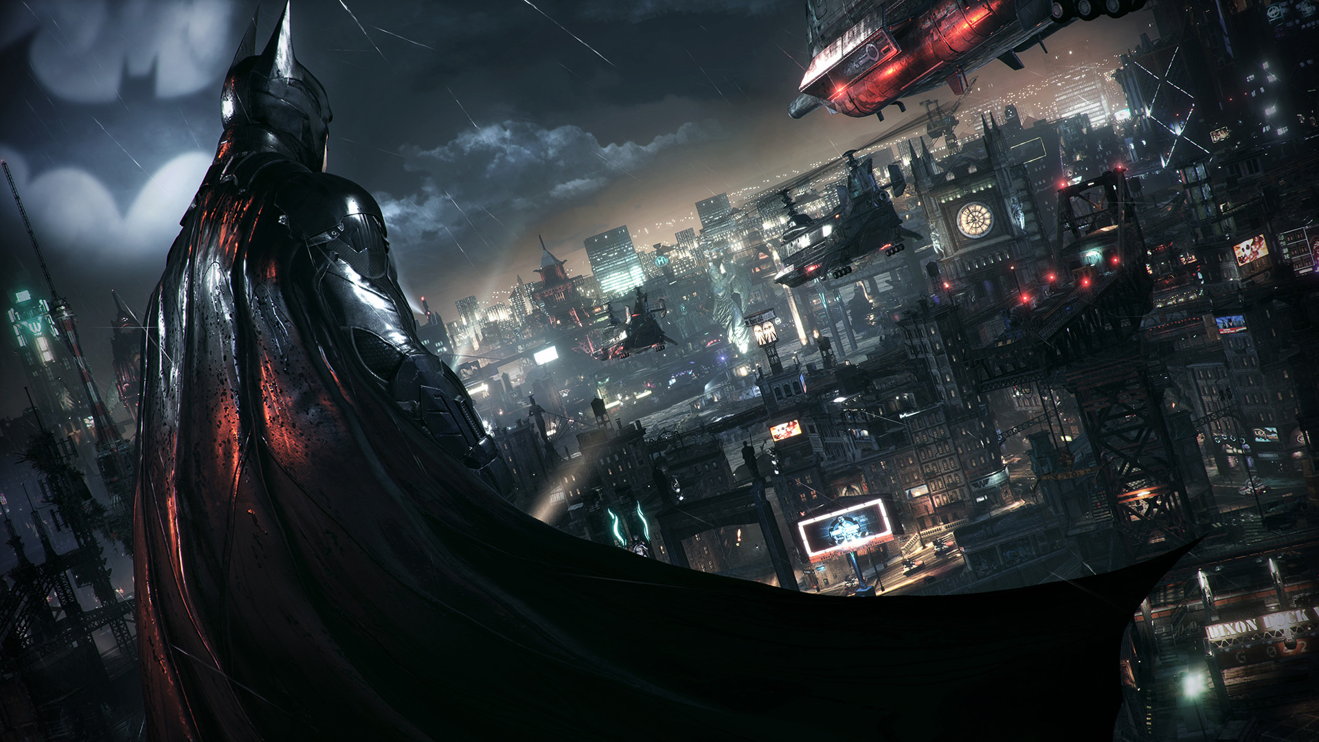 1920x1080 Batman Arkham Knight Wallpaper On Wallpaperget Com
