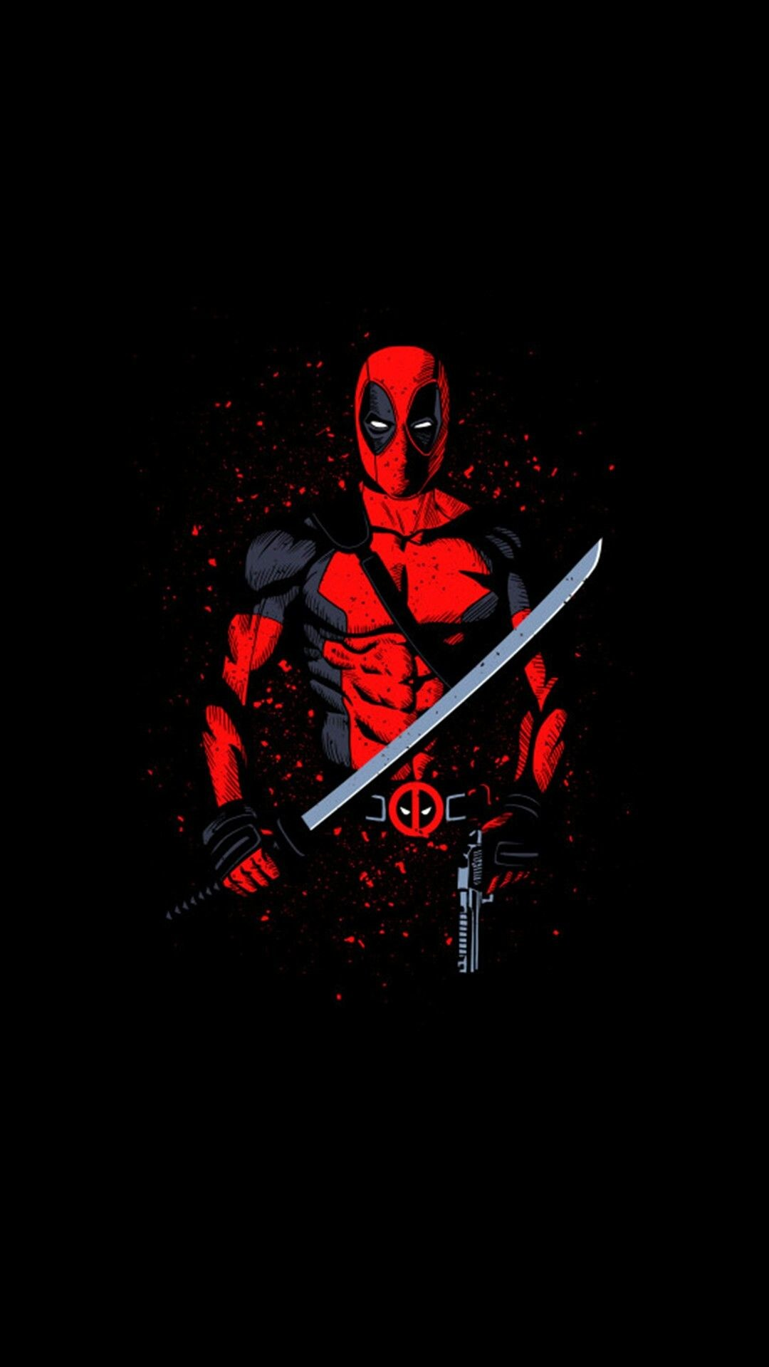 Wallpaper Android Mobile Deadpool