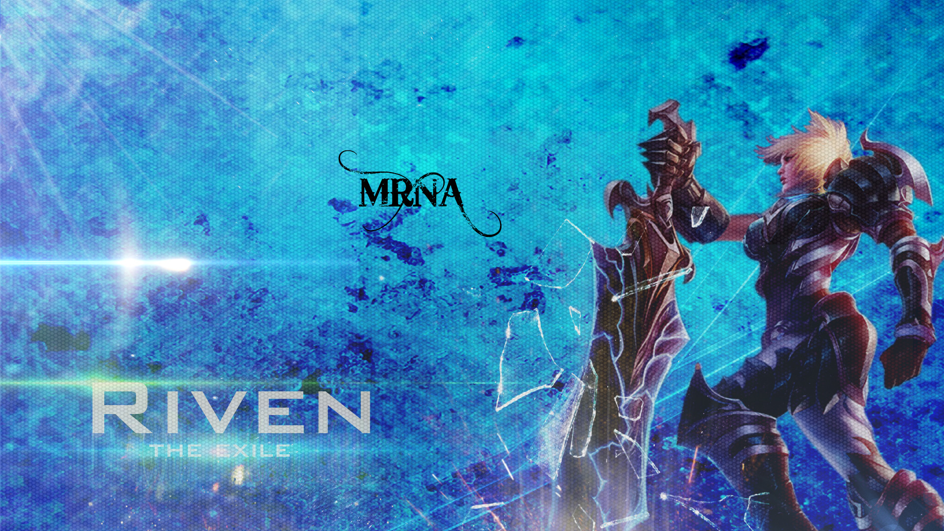 1920x1080 ... Riven WallPaper [] by MRNAlol