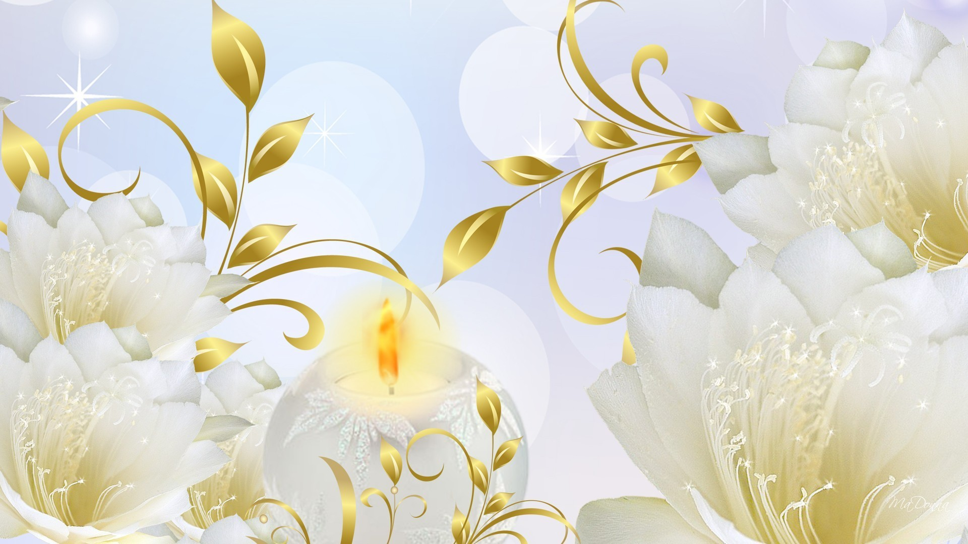 Gold And White Desktop Wallpaper 50 Images