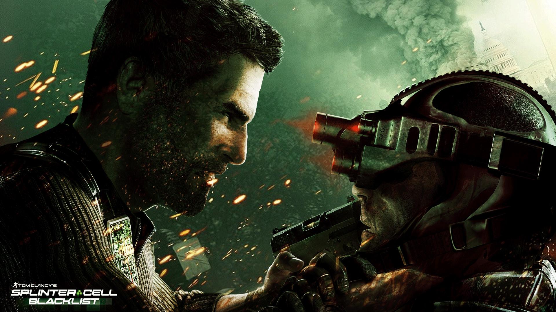 Splinter Cell Blacklist Wallpaper Download