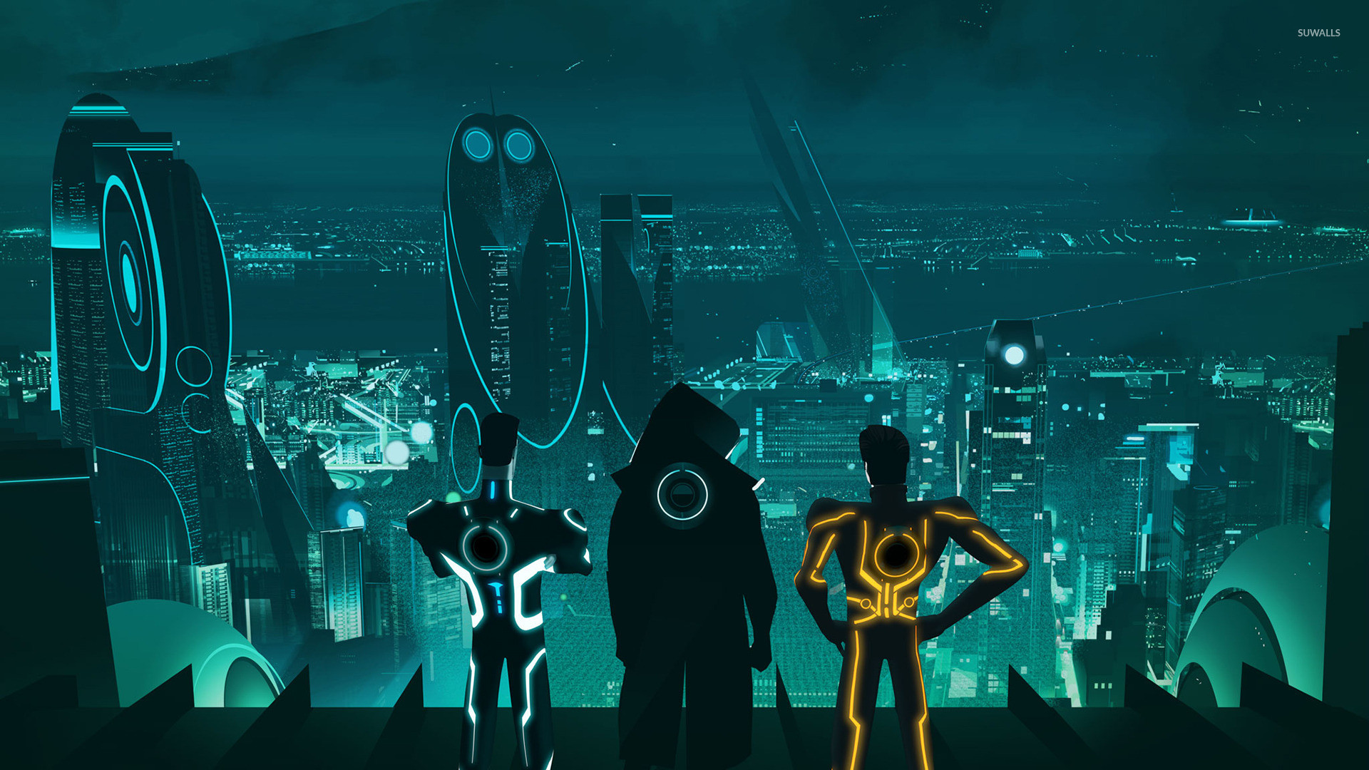 1920x1080 Tron: Uprising wallpaper  jpg