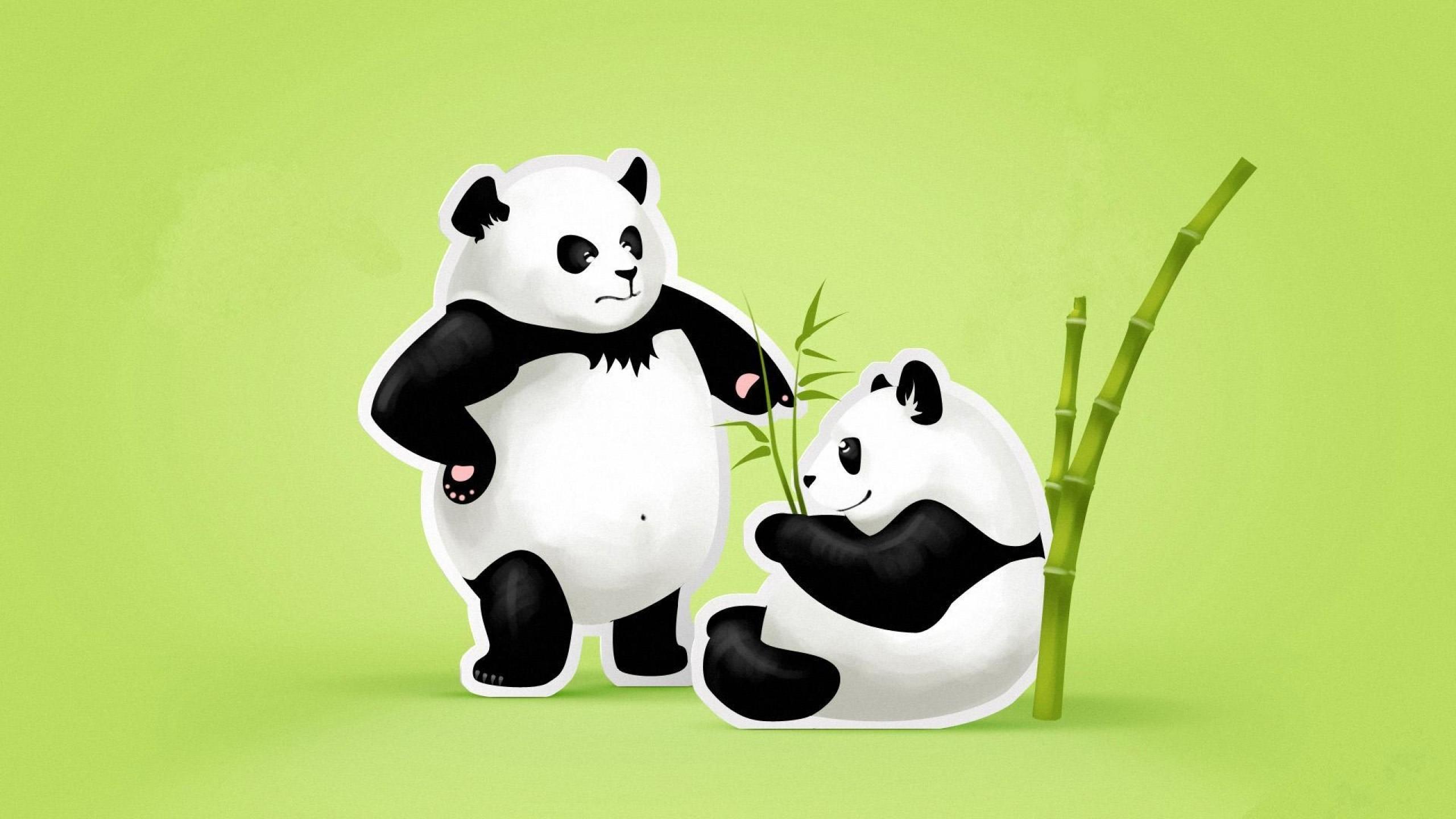 Cute Cartoon Panda Wallpaper (77+ images)
