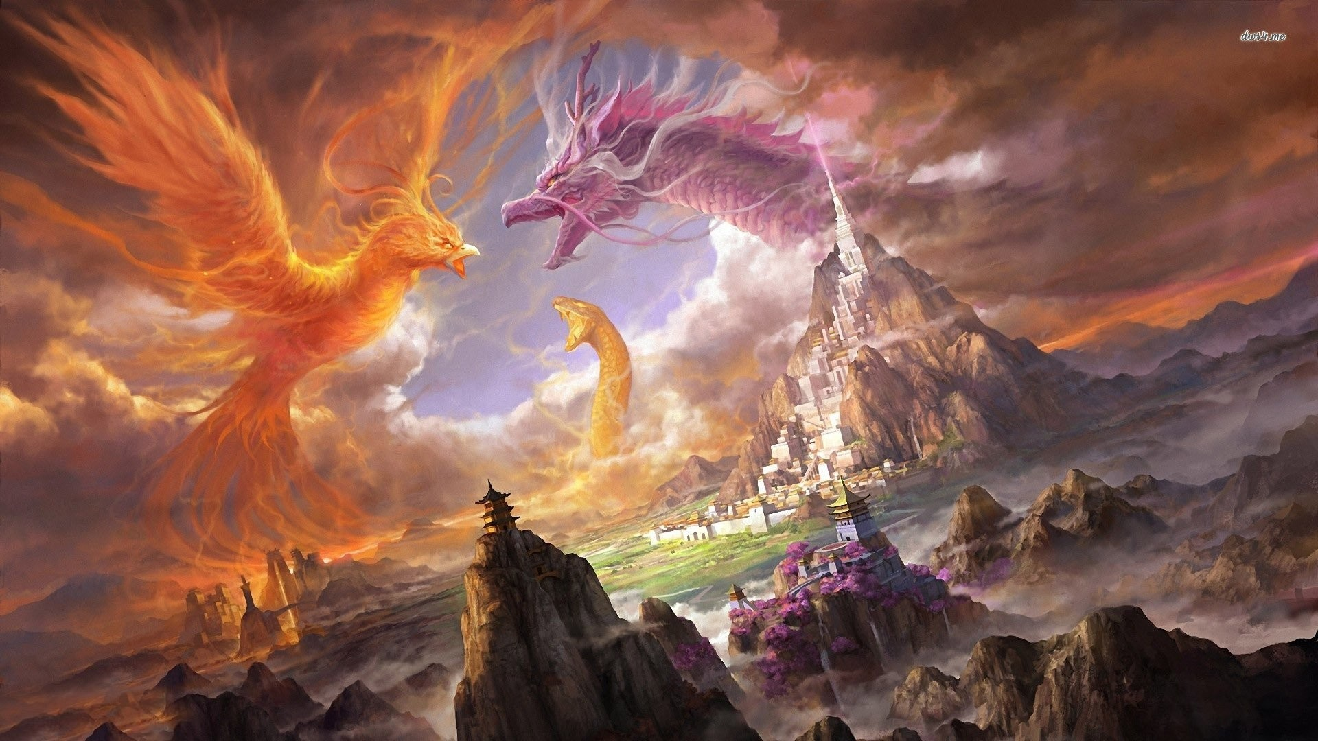 The Legend Of Spyro Wallpaper