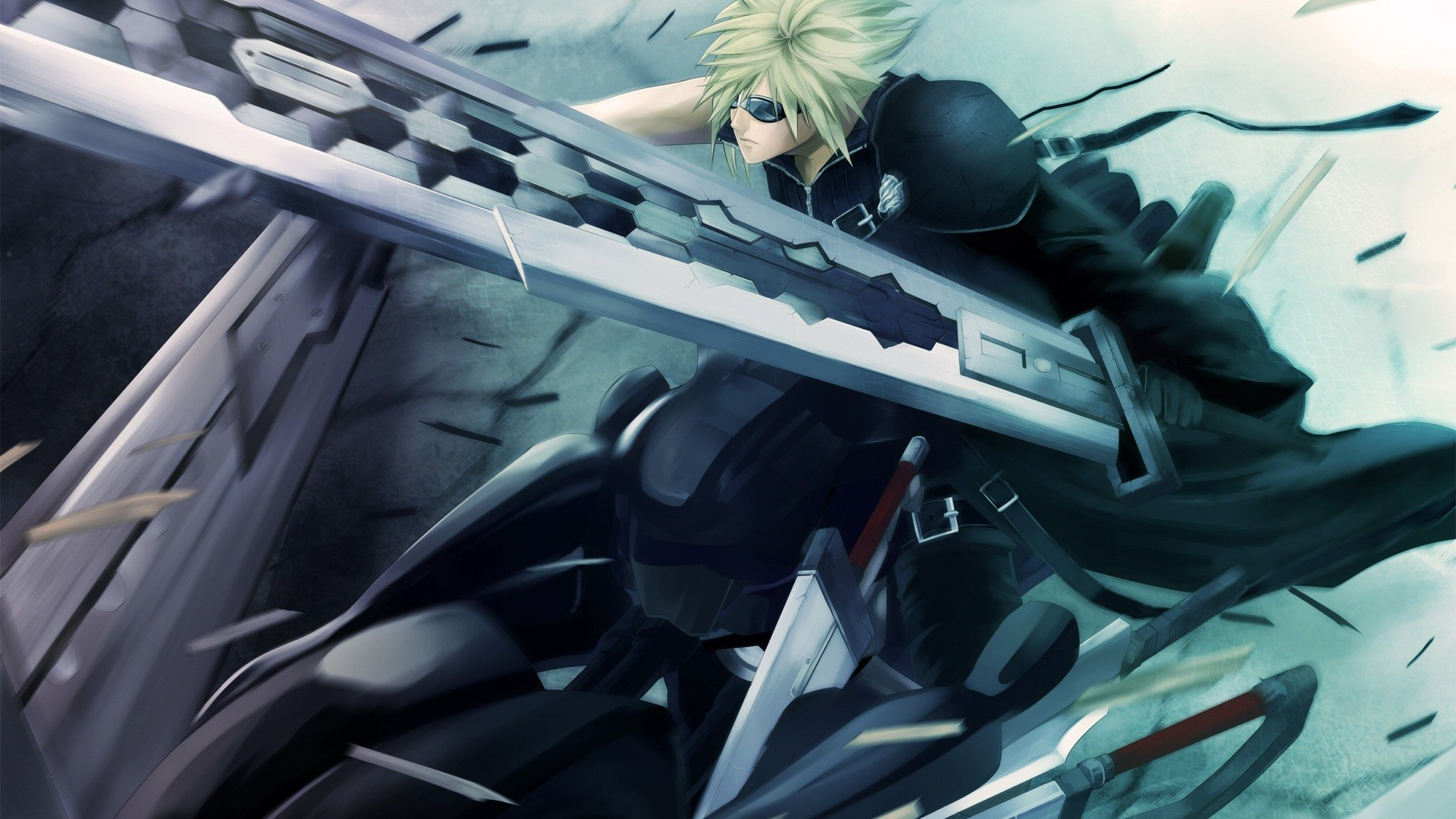 1920x1080 ... Cloud Strife Wallpapers 57 Wallpapers
