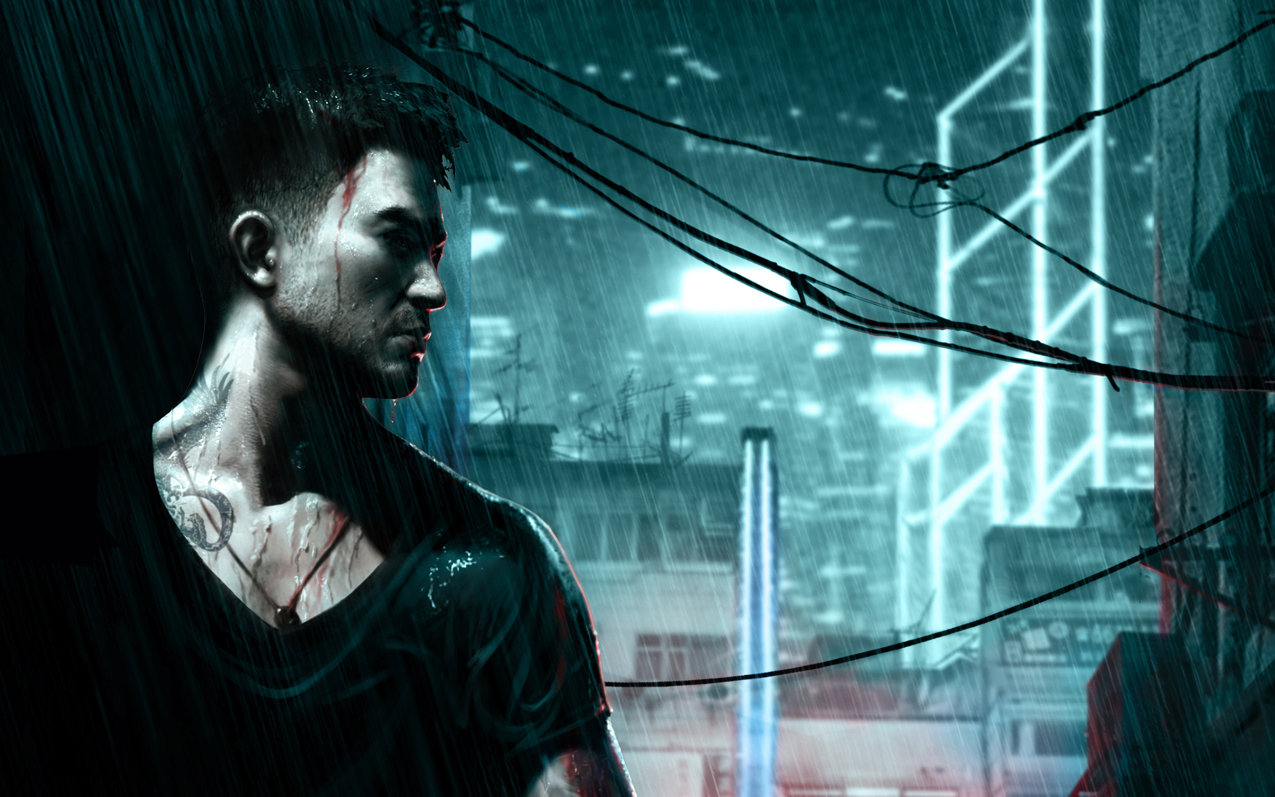 2560x1600 Sleeping Dogs Wallpaper Wrap-Up