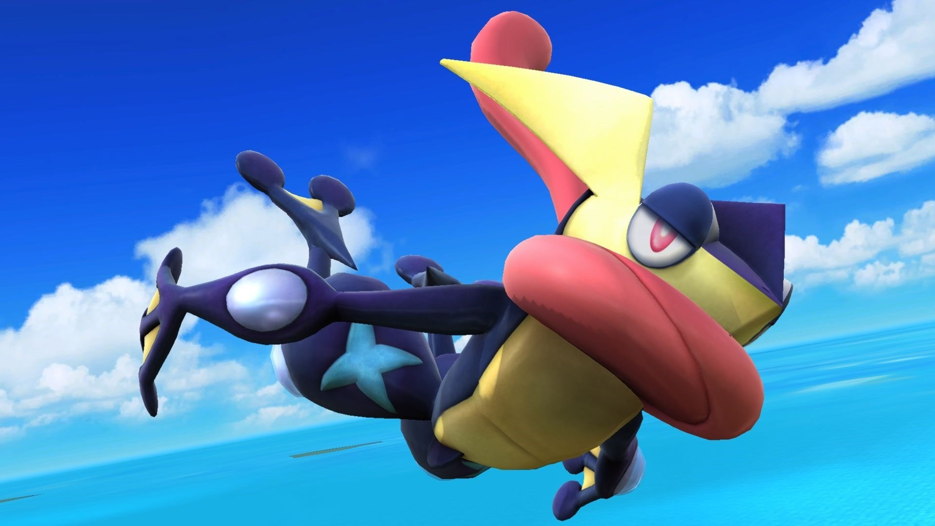 1920x1080 After the reveal of Greninja ...