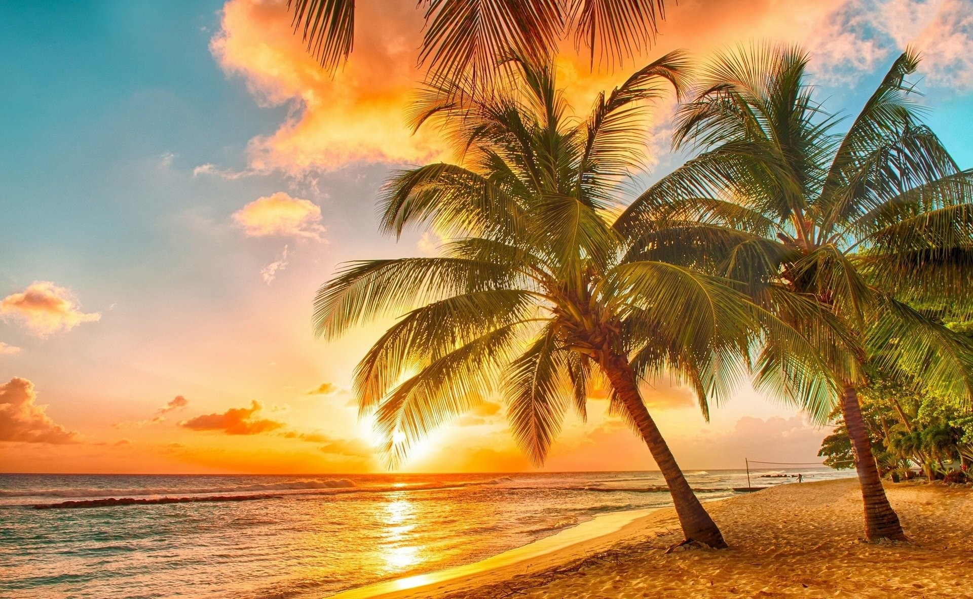 1920x1183 Best images about Tropical sunsets on Pinterest Beautiful 1920×1080  Tropical Sunset Wallpapers (37 · Hawaii BeachBeach ...
