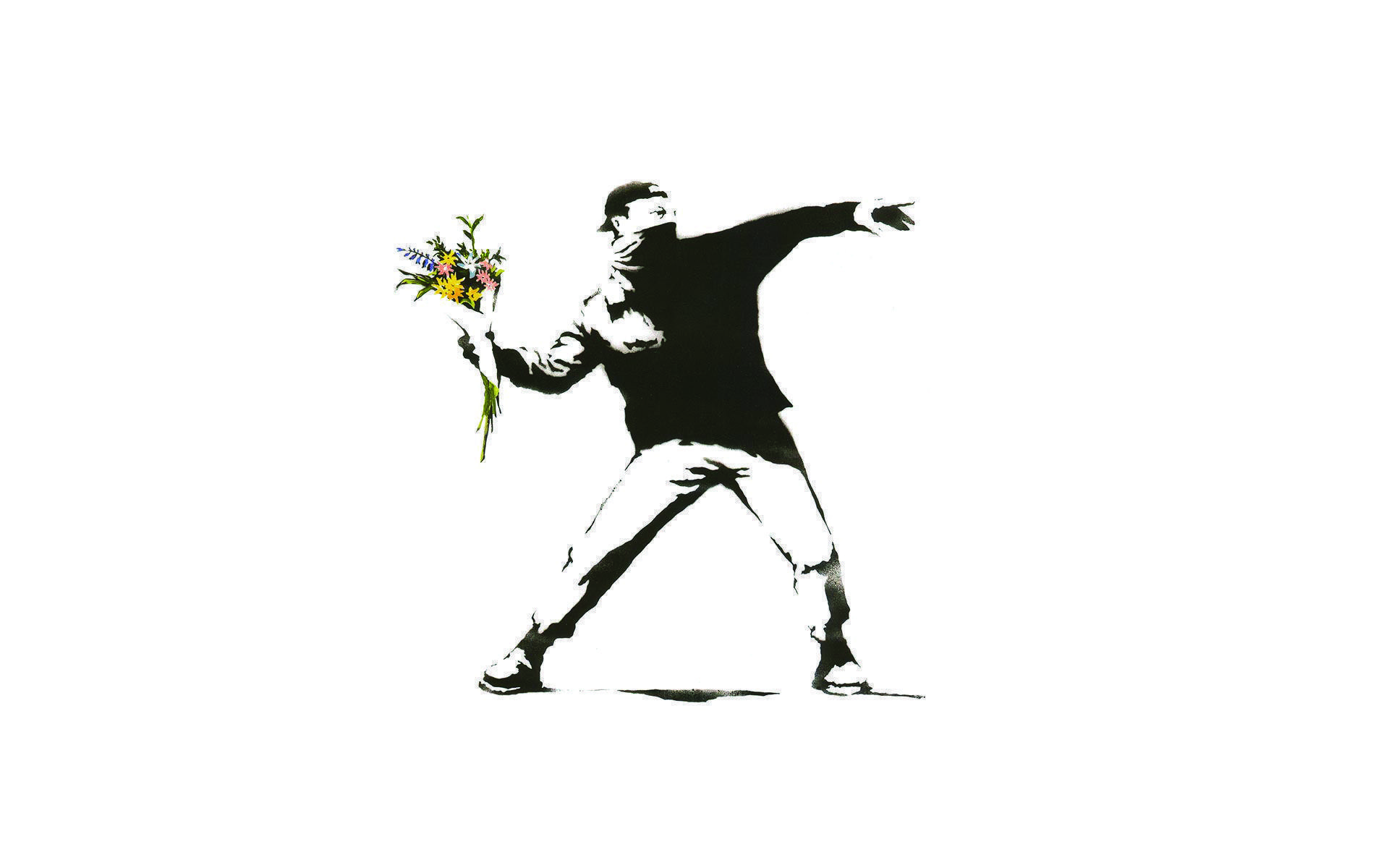 Banksy wallpaper ipad