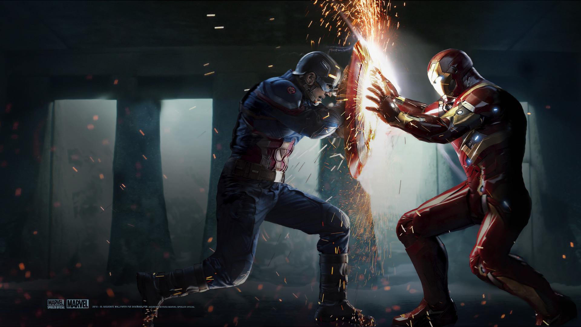 Captain America Civil War Wallpapers Hd