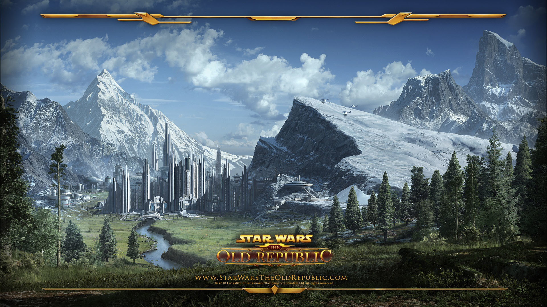 1920x1080 SWTOR ❤ 4K HD Desktop Wallpaper for 4K Ultra HD TV • Tablet