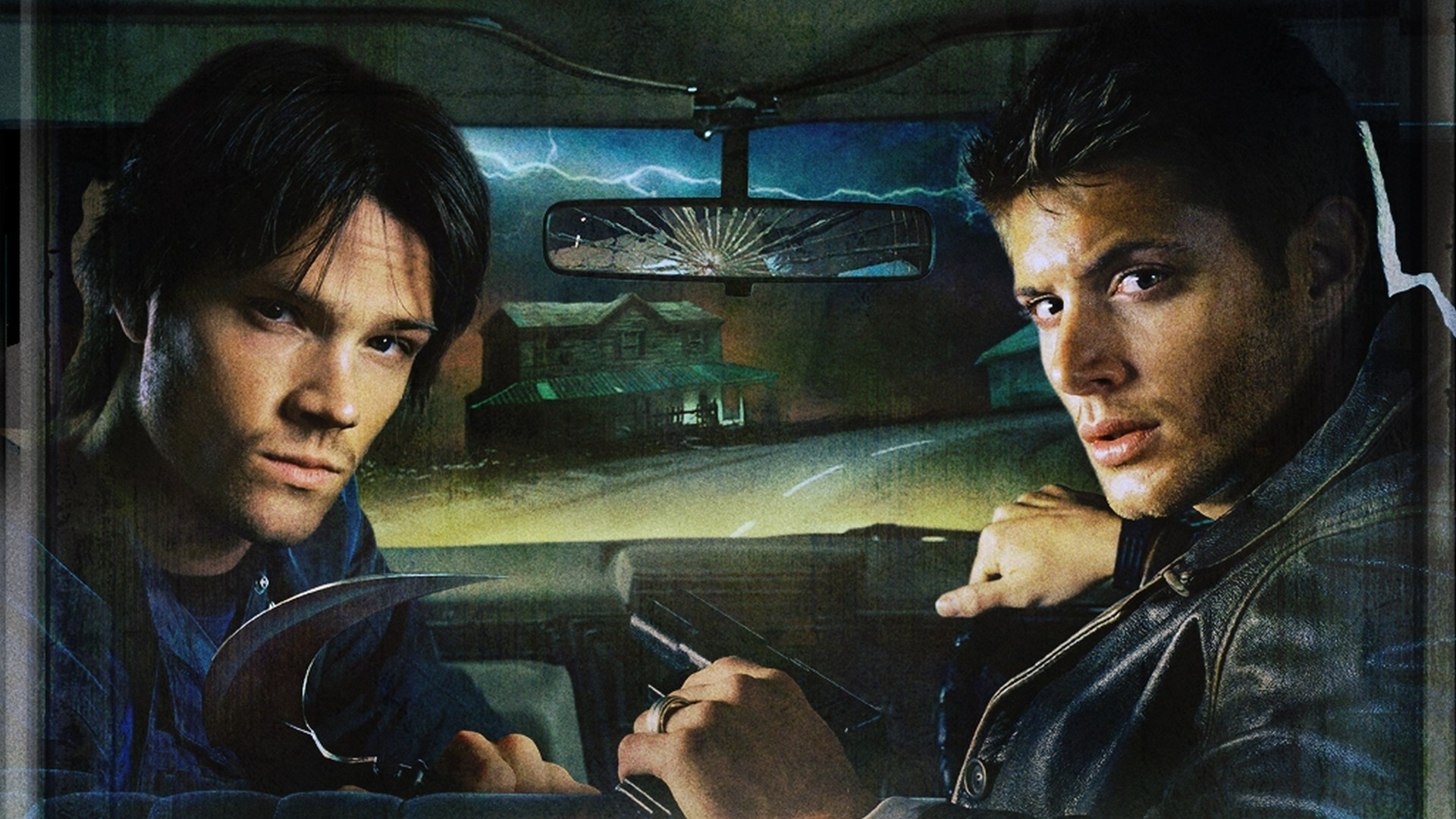 1920x1080 Sam and Dean Winchester - Supernatural wallpaper - 566096