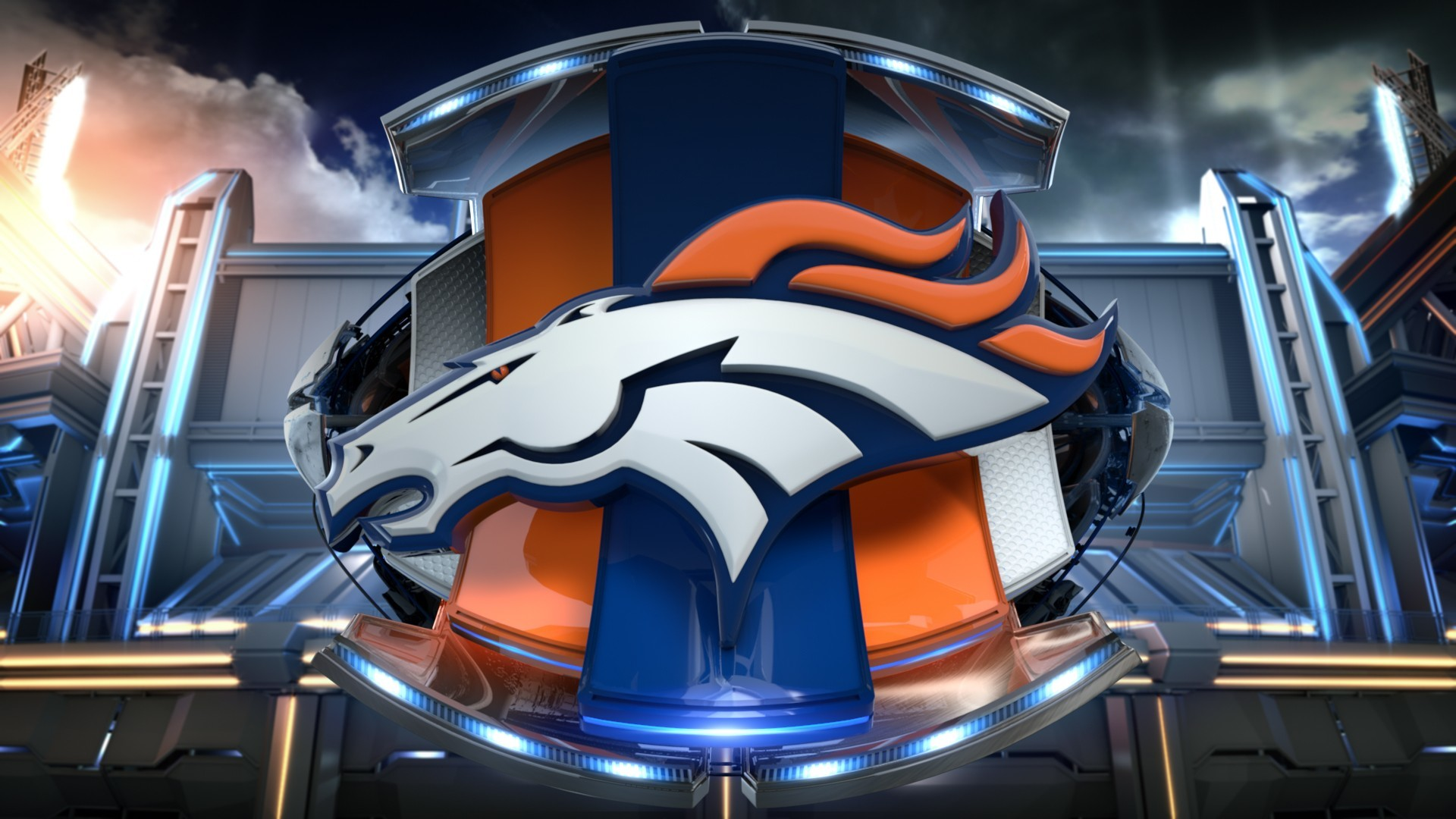 Denver Broncos Screensavers Wallpapers 3d 63 Images