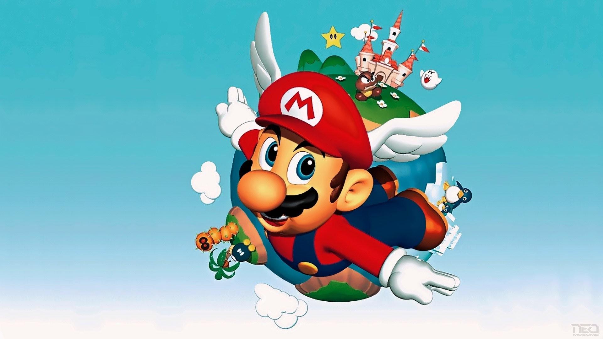 Super Mario Phone Wallpaper (77+ images)
