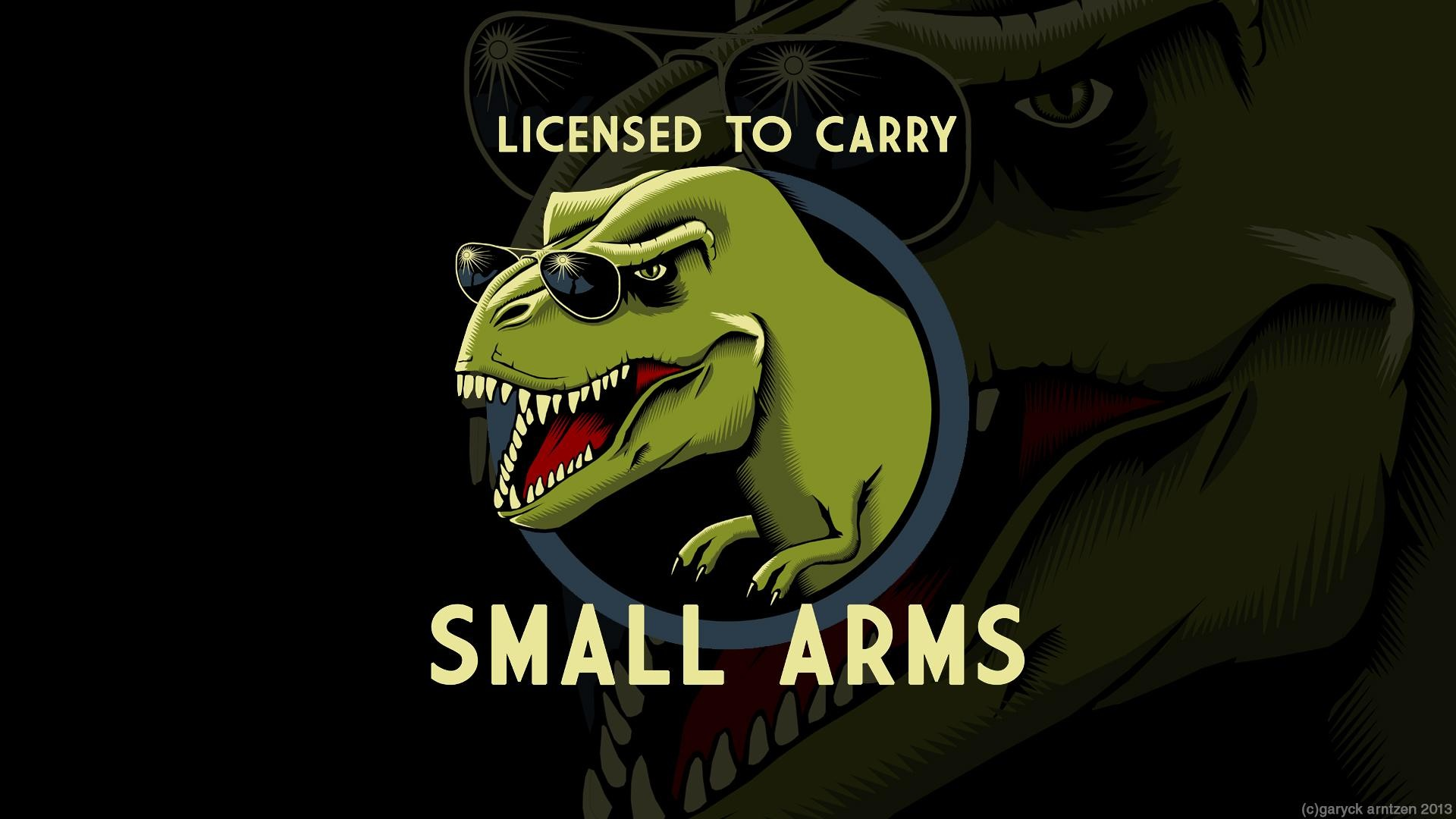 1920x1080 T-Rex-Small-Arms-Arms-Sunglasses-dinosaur--