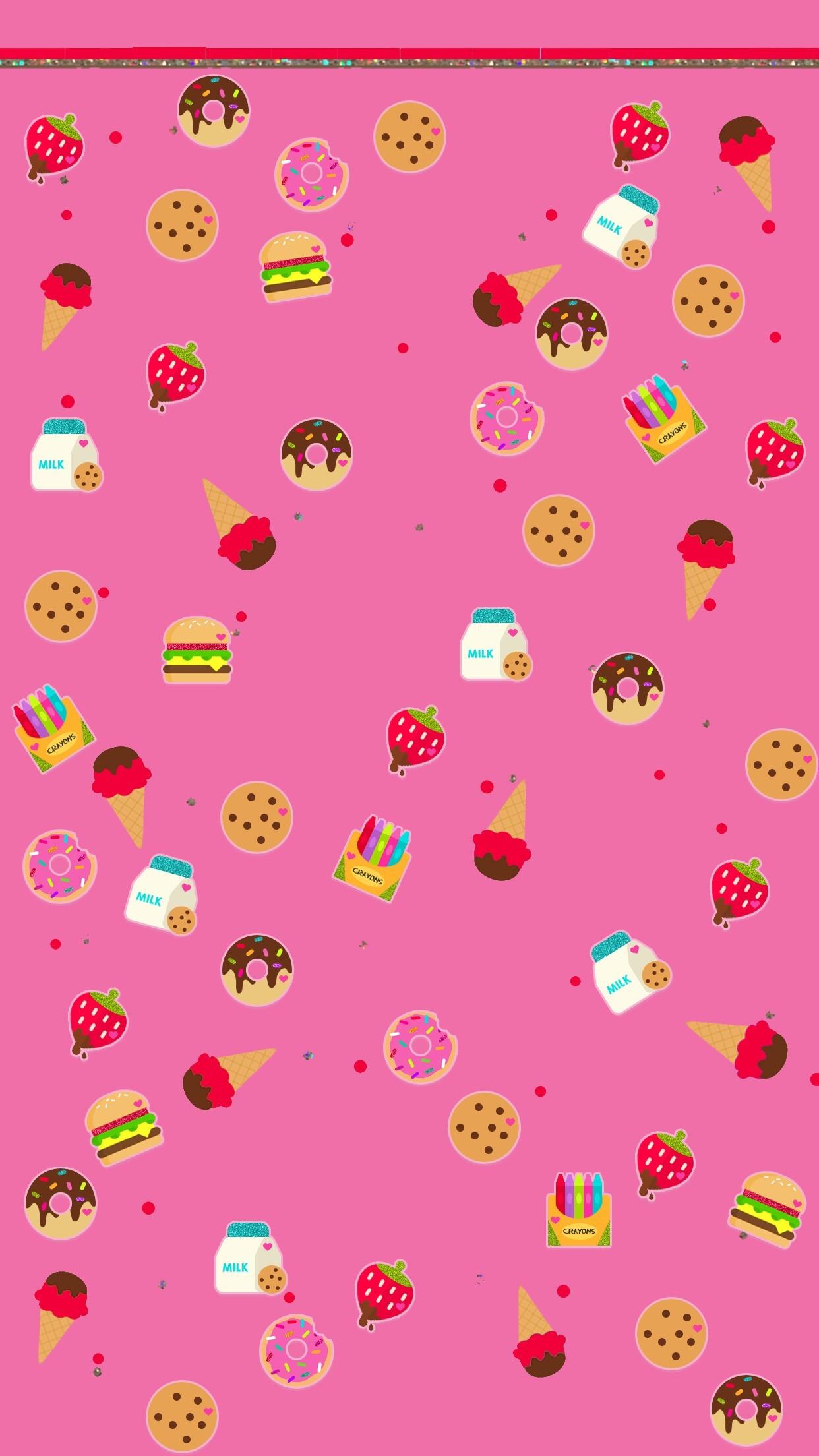 1280x2272 Kawaii Illustration Wallpaper Cute Things Stuff Desktop Wallpapers Iphone Sweet Tooth Bunnies