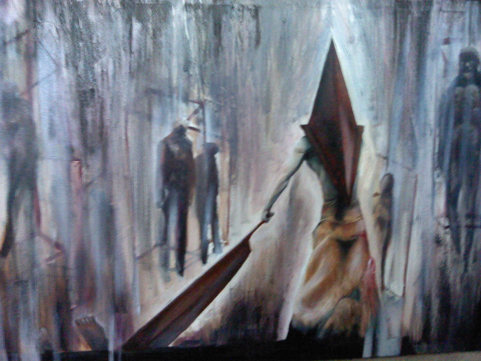 Silent Hill 2 Pyramid Head Wallpaper (65+ images)