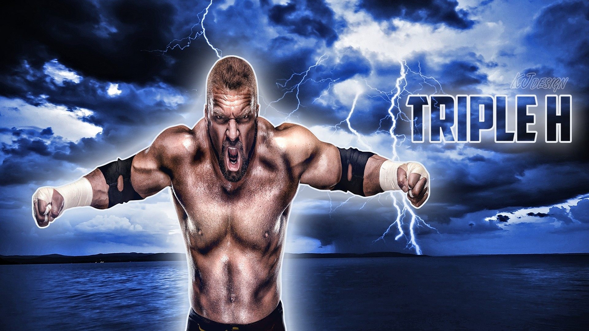 10 New Wwe Randy Orton Logo Full Hd 1080p For Pc Background: Triple H Logos Wallpaper (65+ Images