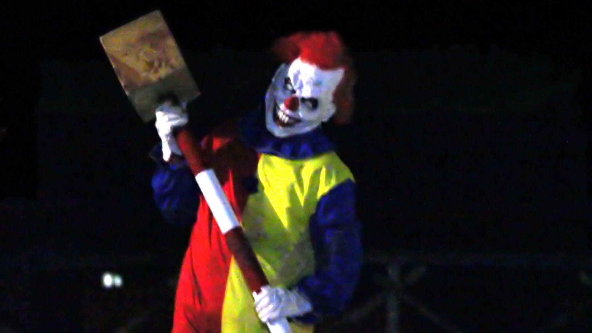 Evil Clown Wallpaper (63+ images)