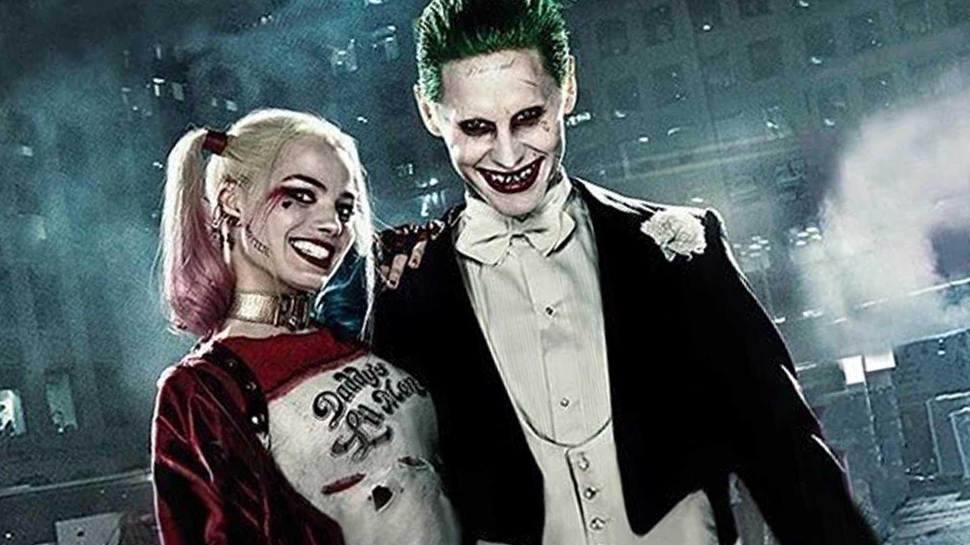 Joker Suicide Squad Wallpapers 83 Images