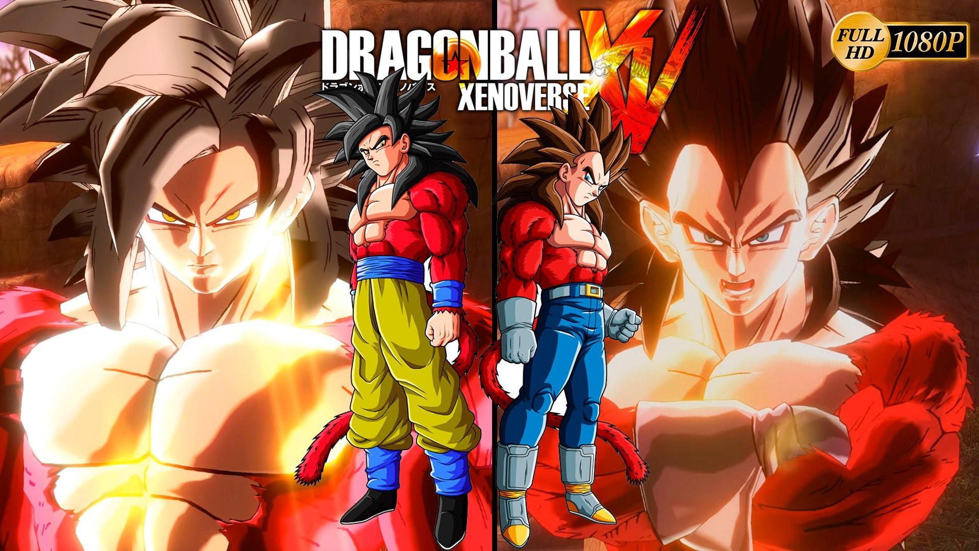 Goku 1 20super Saian Download: Goku Super Saiyan 4 Wallpaper (66+ Images
