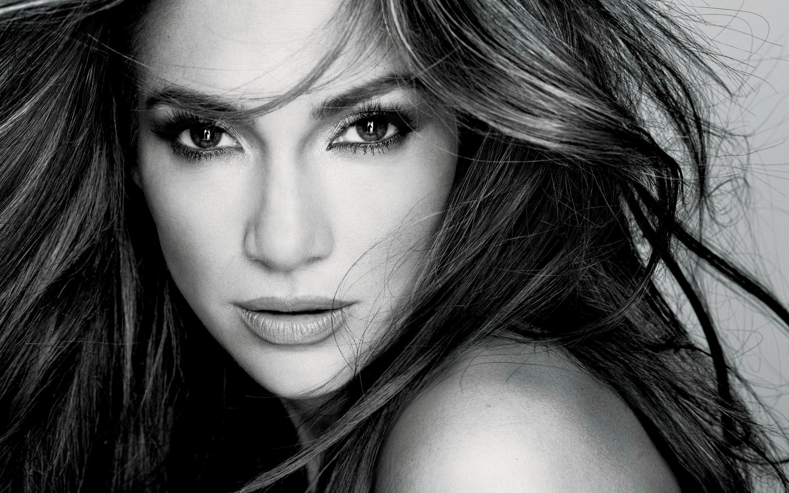 2560x1600 Face Jennifer Lopez Sabor · HD Wallpaper | Background ID:423939