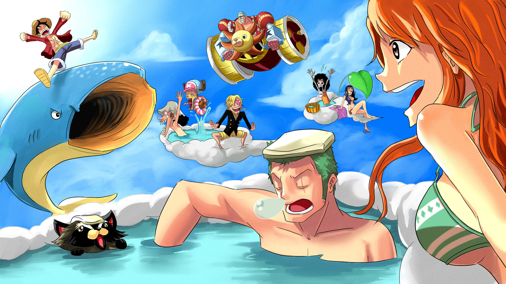 1920x1080 one piece anime hd wallpaper