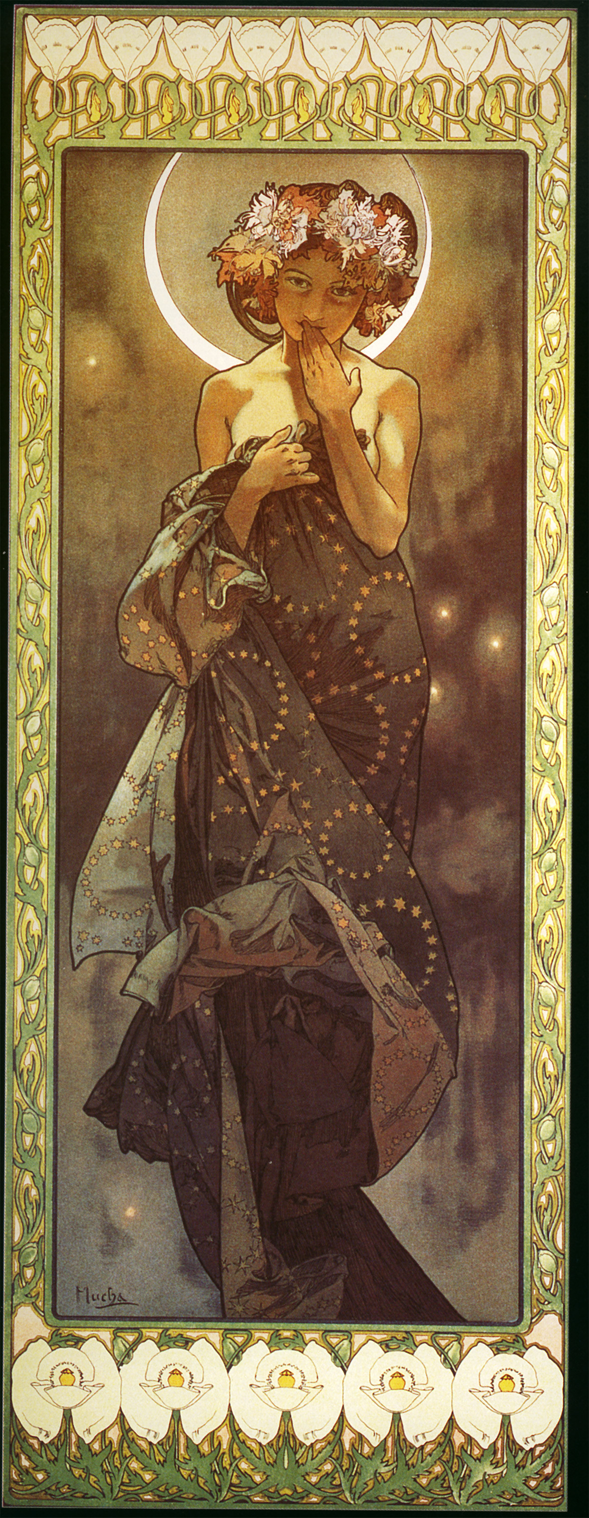 1180x3038 28 June 2013 at 1180 × 3038 in Alfons Mucha's Art Nouveau works
