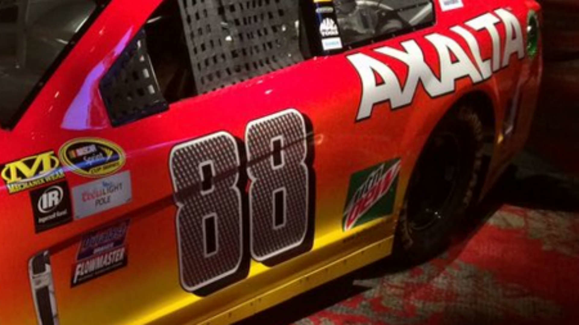 1920x1080 Dale Earnhardt Jr. unveils No. 88 paint scheme | NASCAR | Sporting News