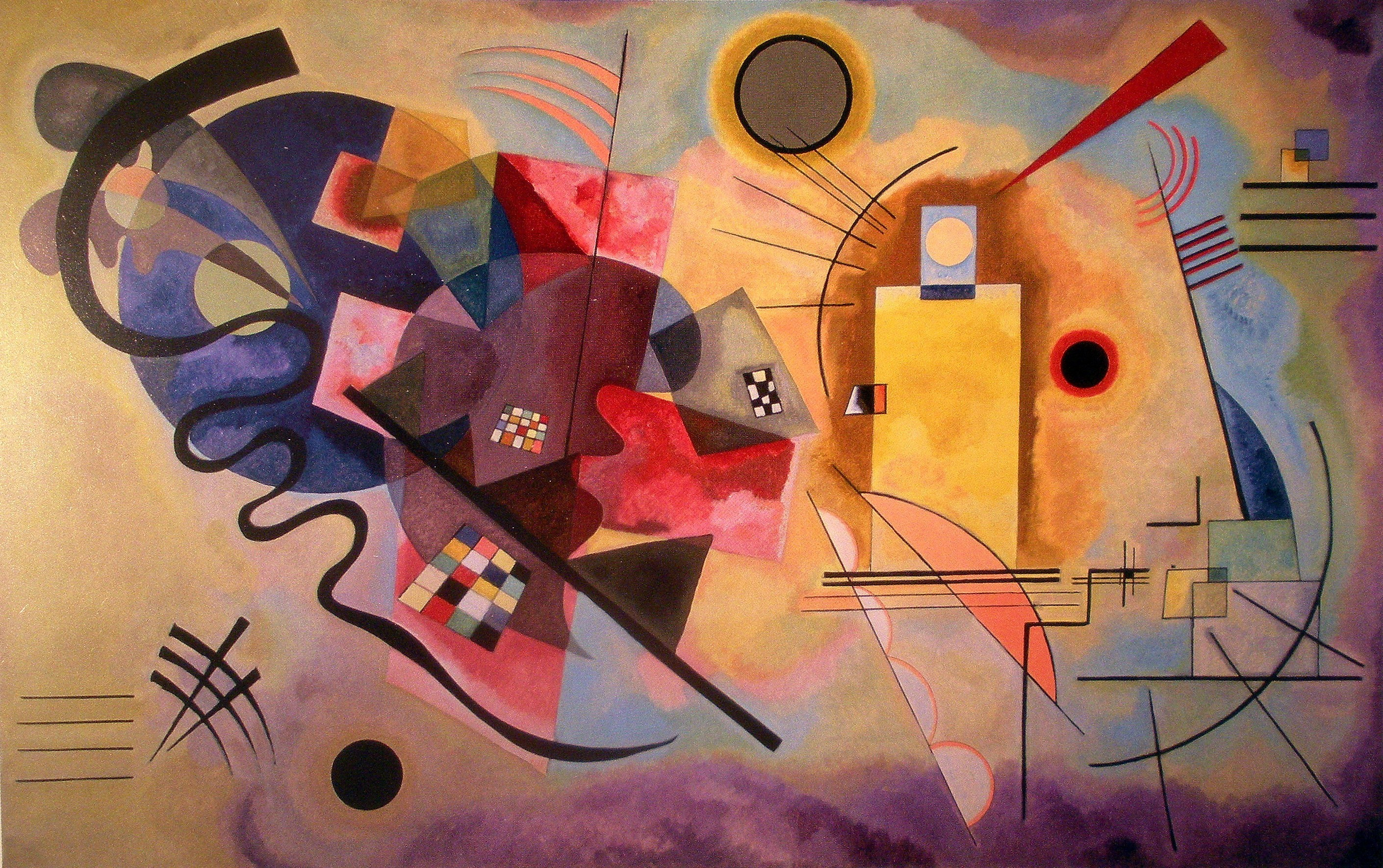 Wassily Kandinsky Wallpaper 43 Images