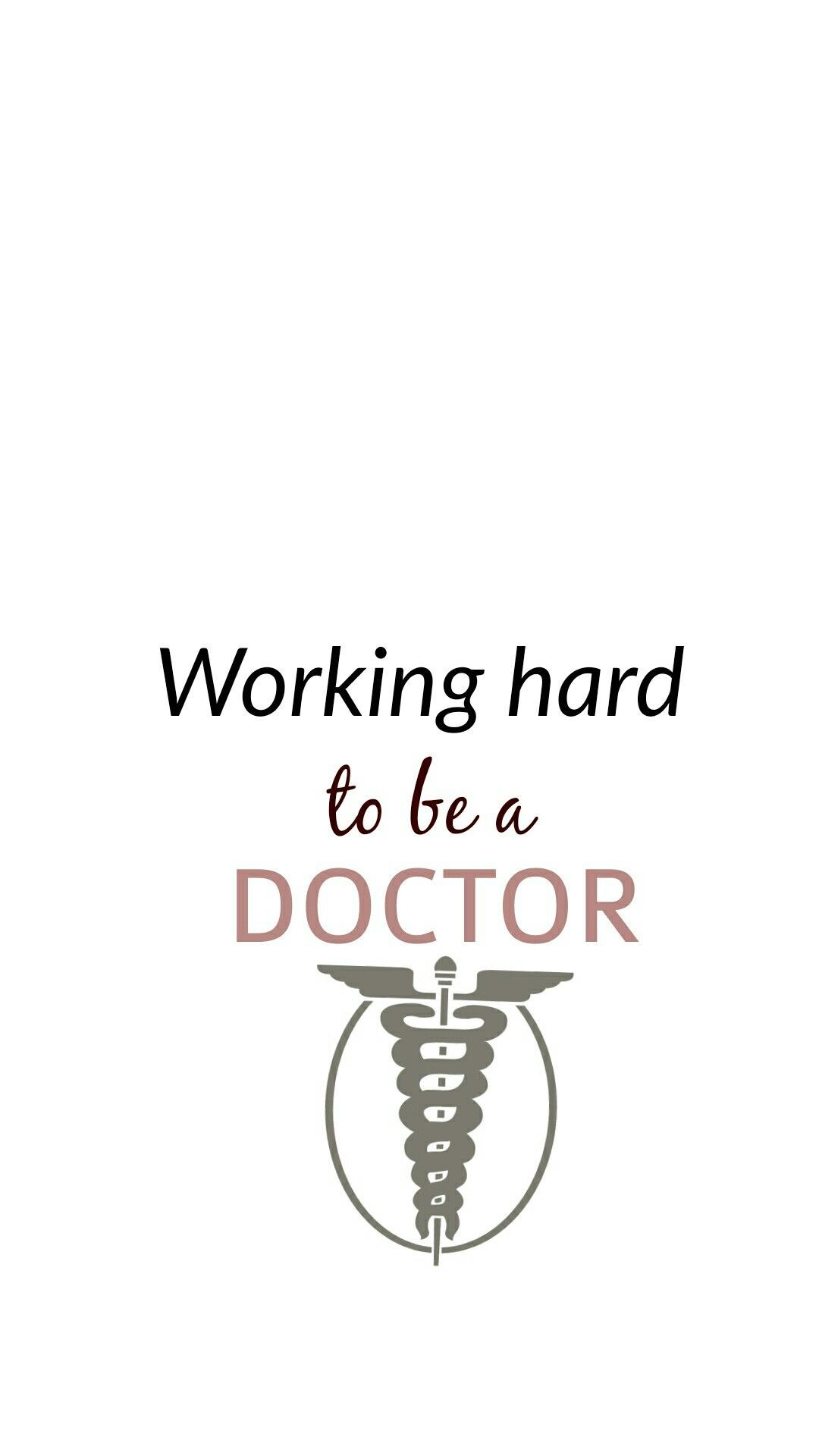 1080x1920 Medicina Wallpaper Working Hard to be a Doctor