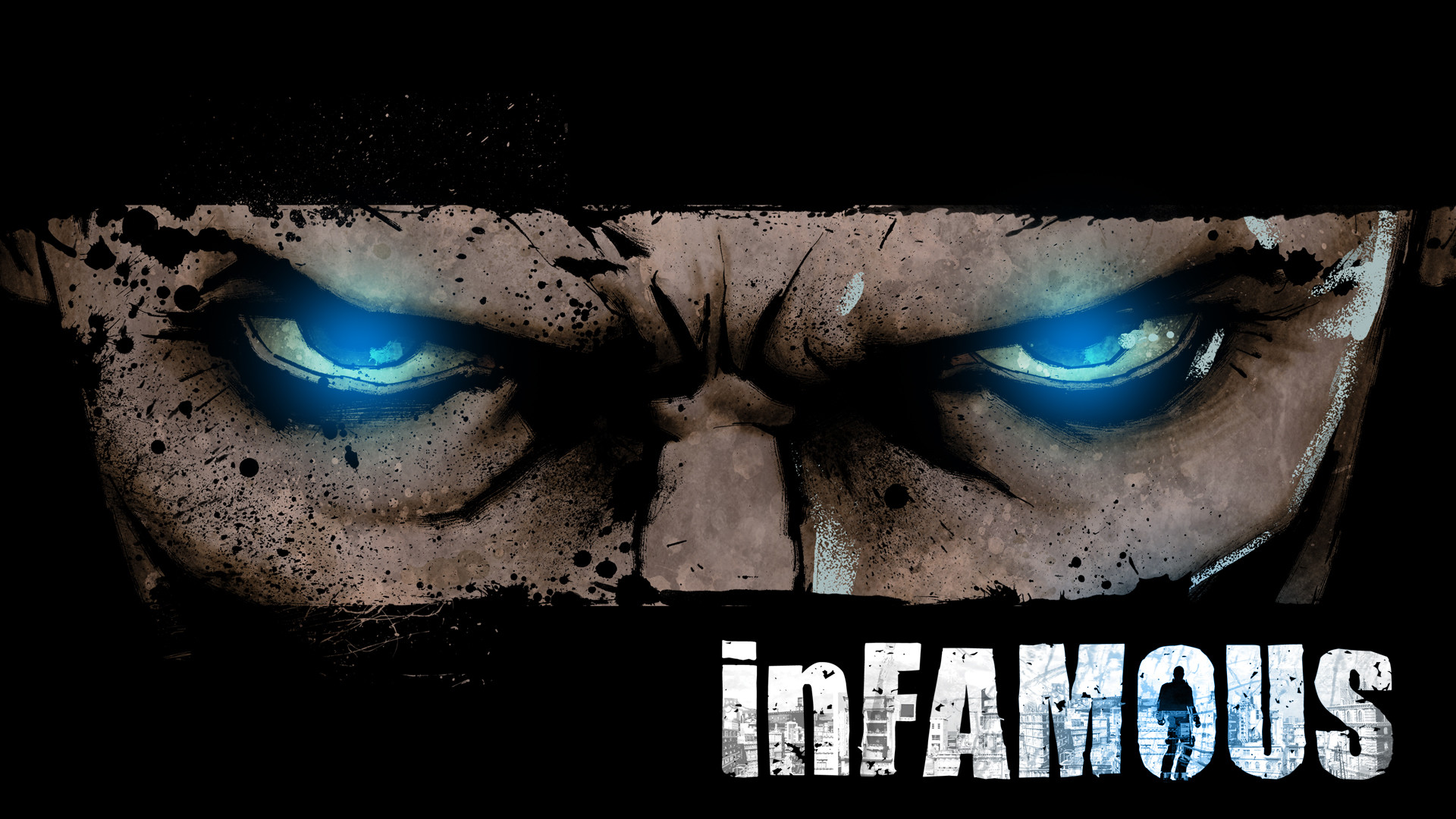 1920x1080 ... New Lovely Infamous Widescreen Wallpapers · Infamous Full HD ...