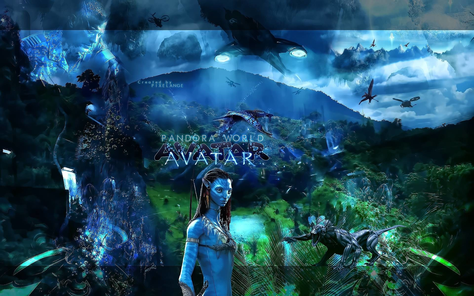 1920x1200 Avatar Movie Nature Wallpaper Hd Background 9 HD Wallpapers .