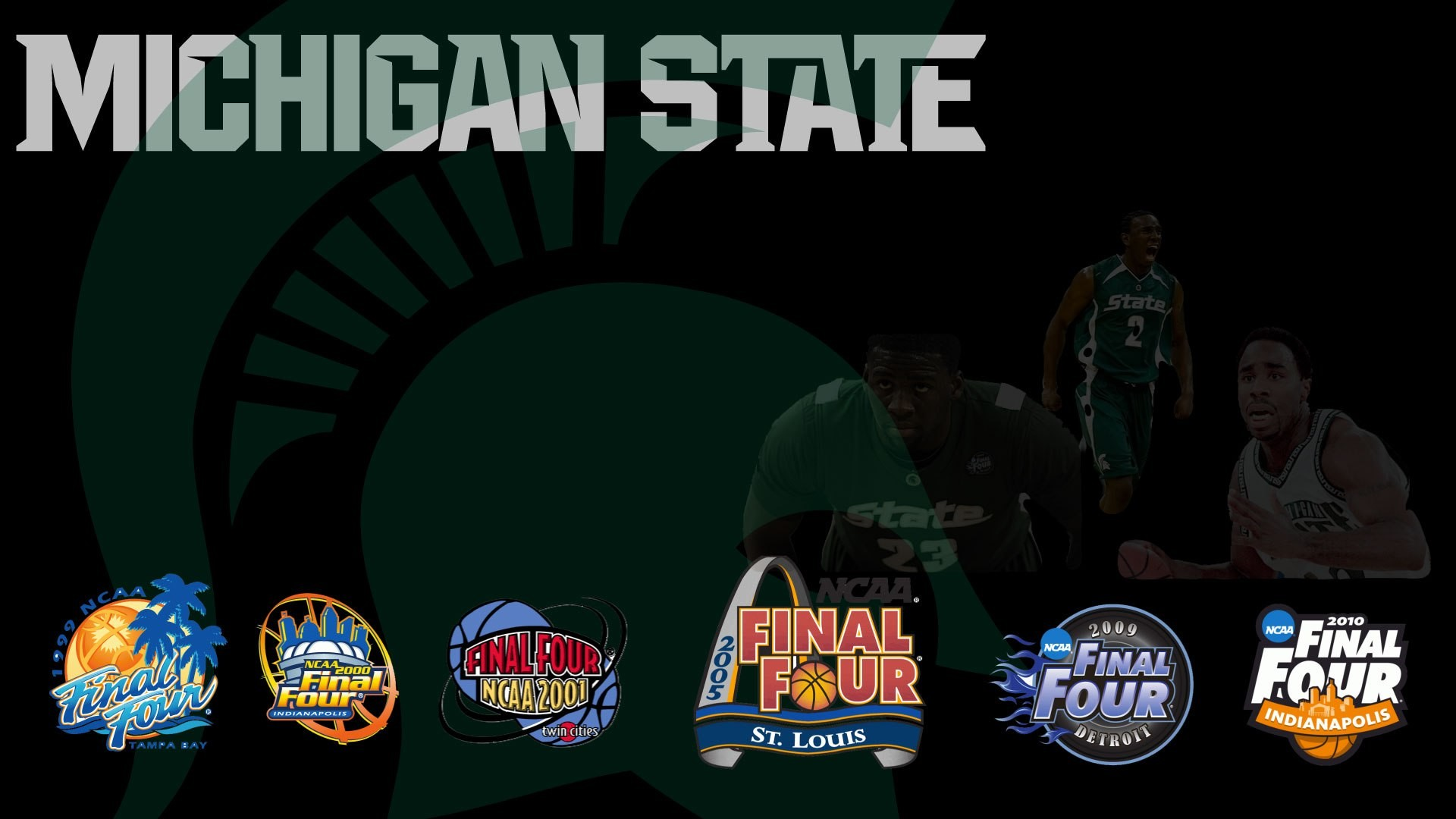 1920x1080 ... Here is Design picture parts of Spartan Michigan State Basketball Final  Four 2015 – What\