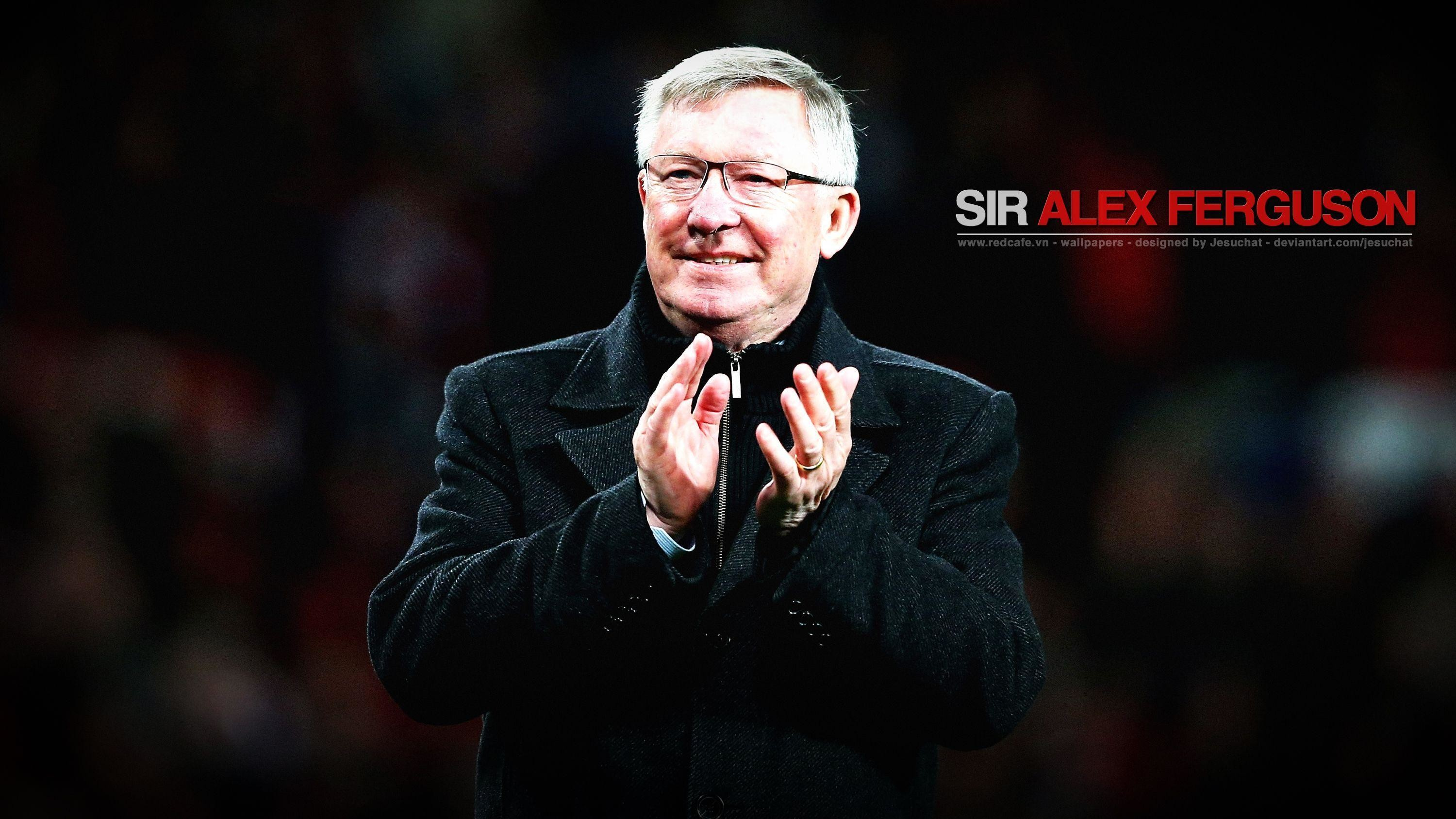 3000x1687 Sir Alex Ferguson Wallpapers by Jesuchat on DeviantArt