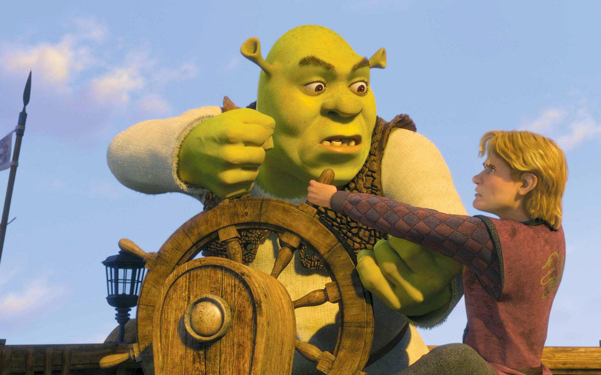 Shrek Wallpapers 66 Images