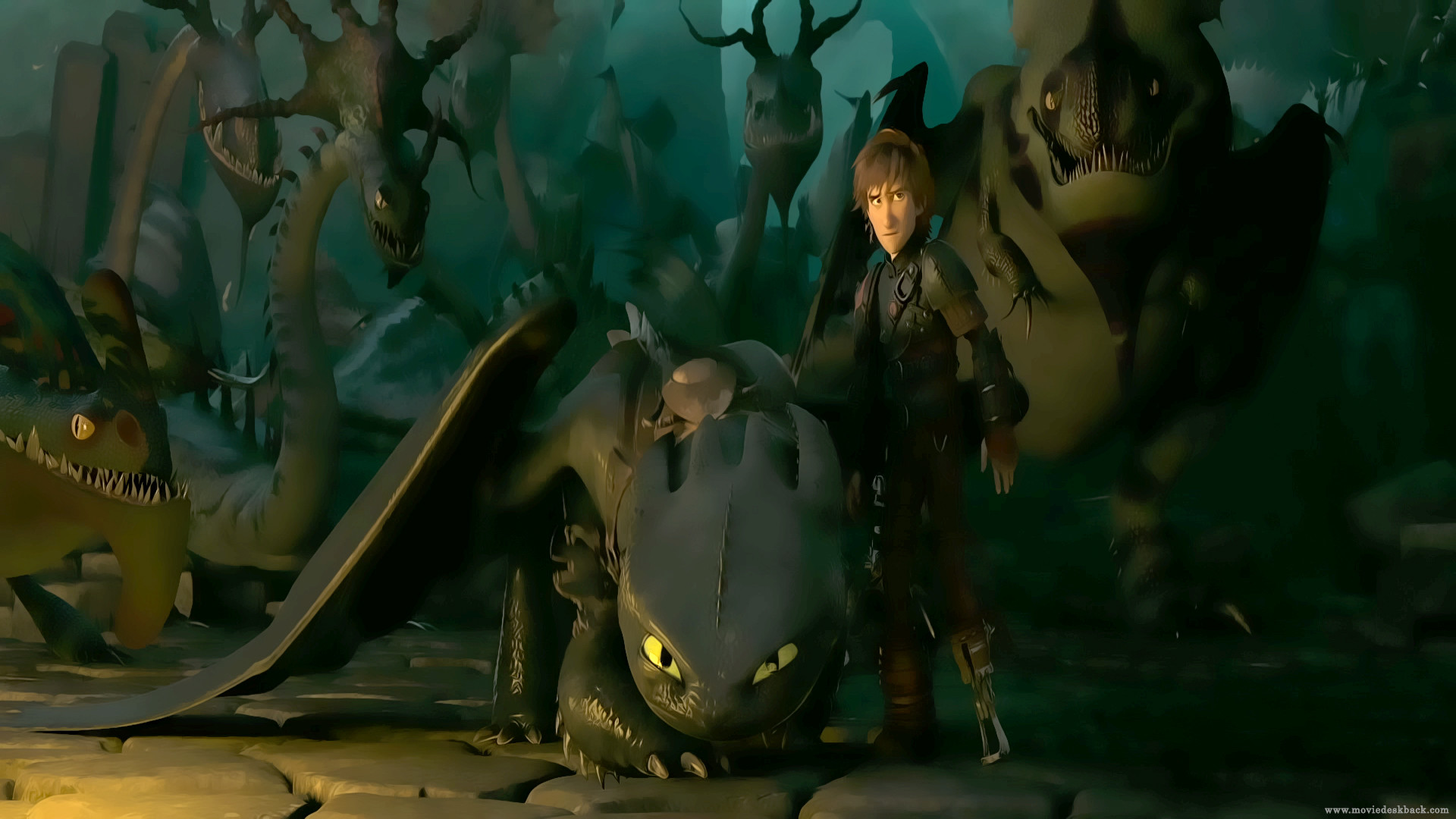 1920x1080 How To Train Your Dragon 2 - wallpapers (26)