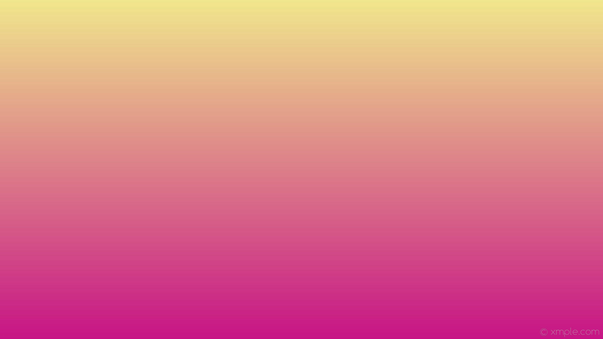 1920x1080 wallpaper linear yellow pink gradient khaki medium violet red #f0e68c  #c71585 90°