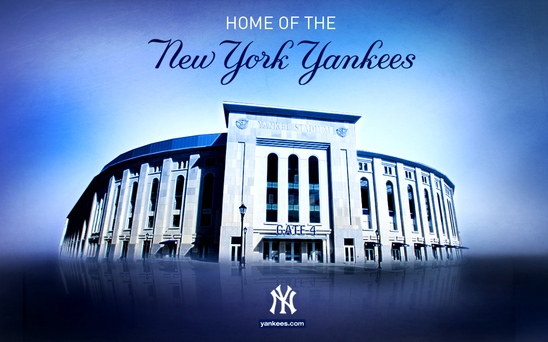 1920x1200 Yankee Stadium Wallpaper
