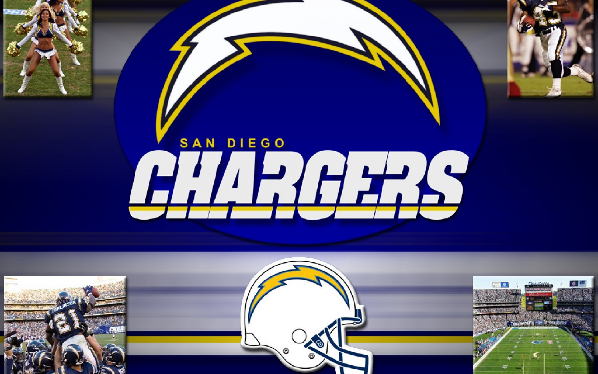 1920x1200 SAN DIEGO CHARGERS Nfl Football Nm Wallpaper | 1920X1200 | 158087