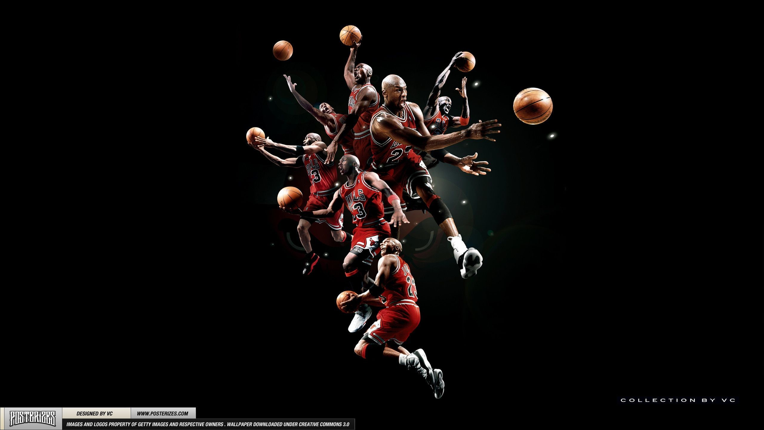 2560x1440 Jordan HD Wallpapers Wallpaper · Chicago Bulls ...