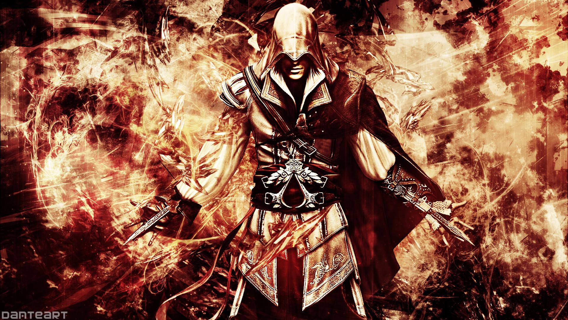 Assassins Creed 2 Wallpaper (82+ images)Assassins Creed Brotherhood Wallpaper 1920x1080