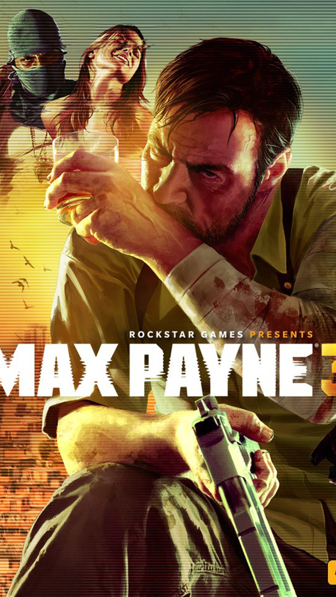 1080x1920 max payne 3 Wallpapers for Galaxy S5