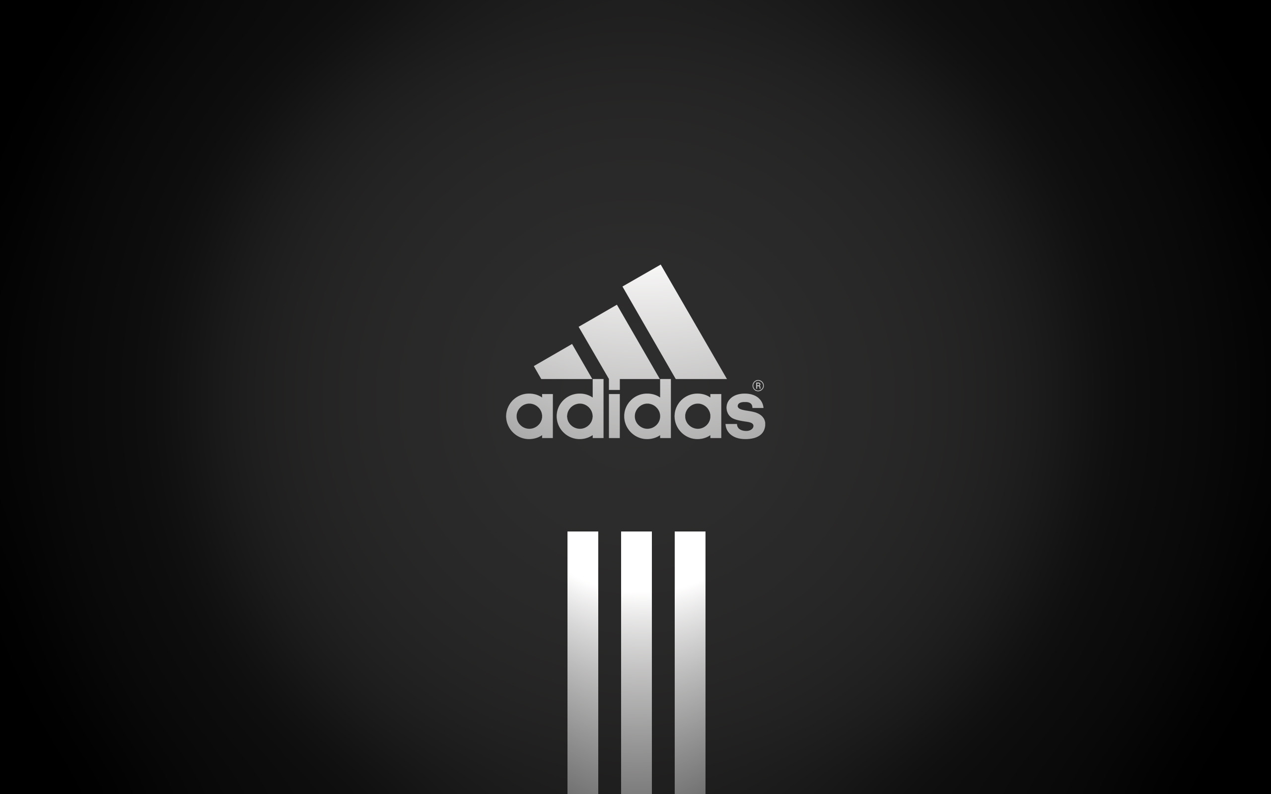 2560x1600 New HD Adidas Logo Wallpaper