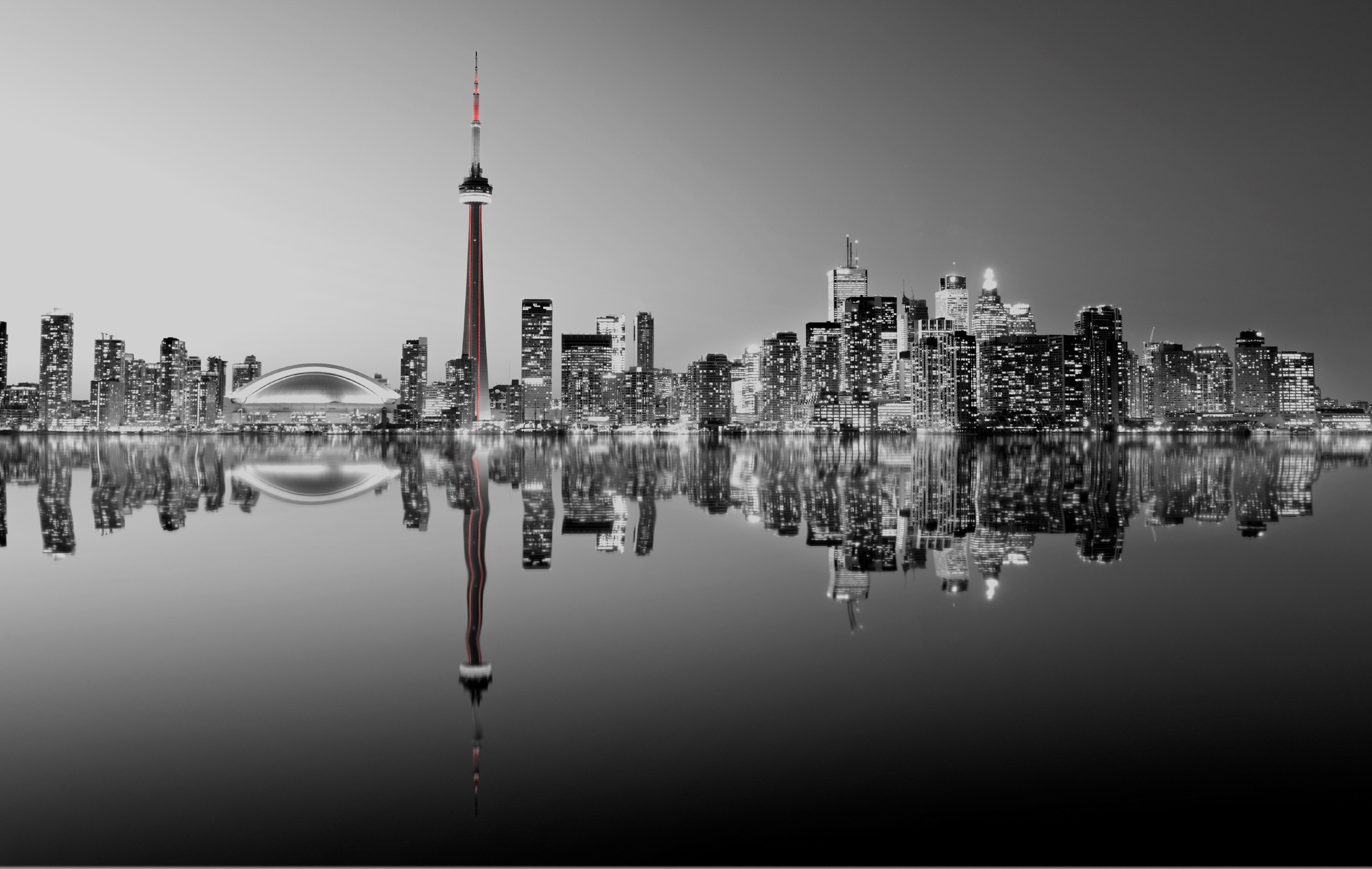 3265x2067 Toronto Black And White Wallpaper High Resolution Is Cool Wallpapers