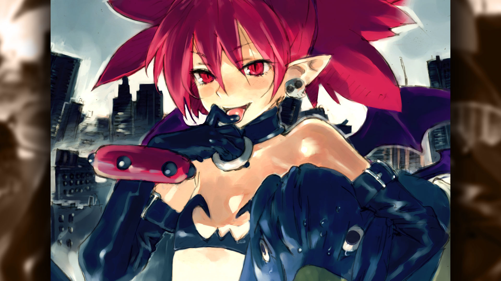 1920x1080 Disgaea 2 PC Wallpaper 009 – Etna