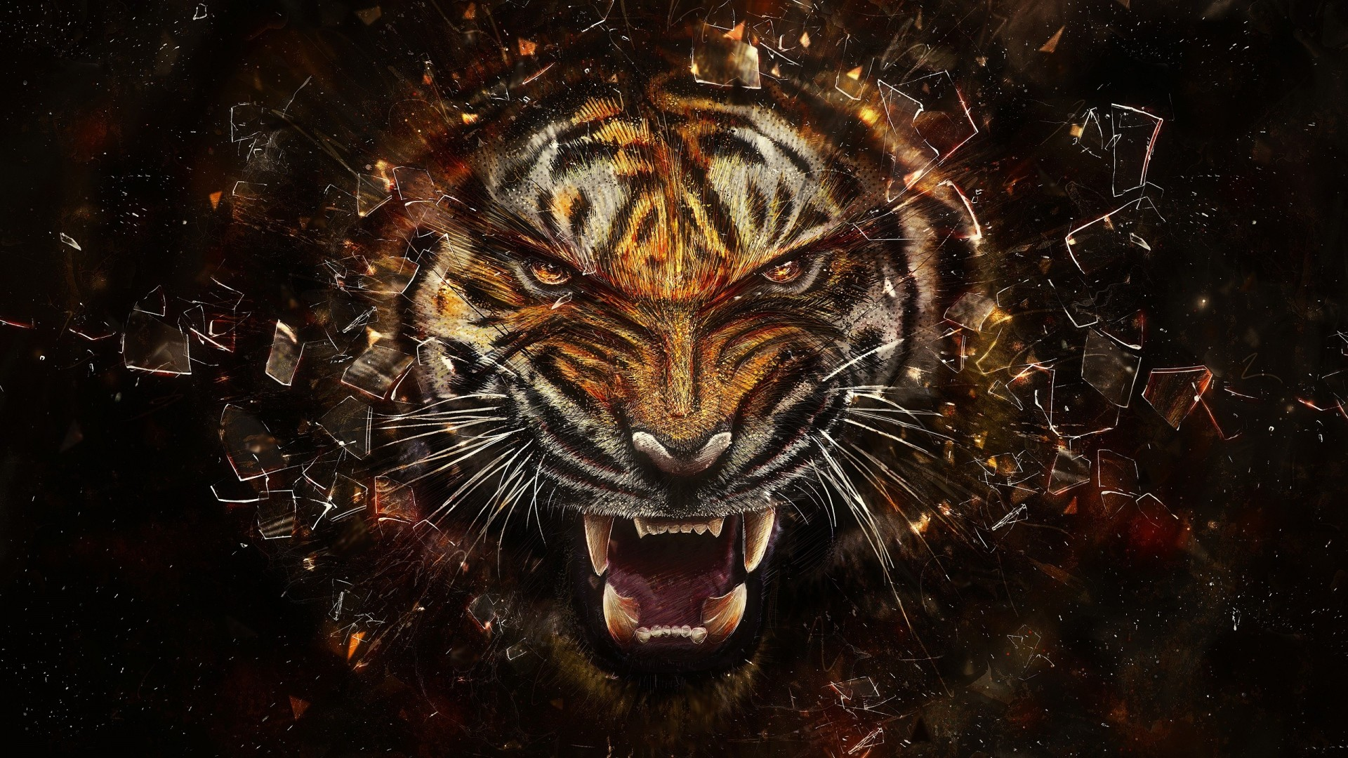 1920x1080 Best 3d hd wallpapers tiger In Windows Wallpaper Themes with 3d hd  wallpapers tiger Download HD