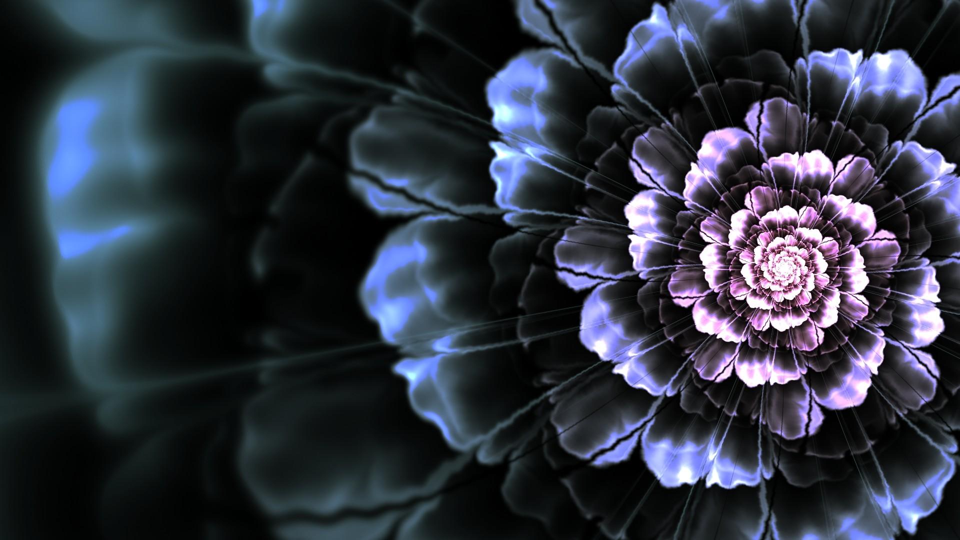 Dark Flower Wallpaper (70+ images)